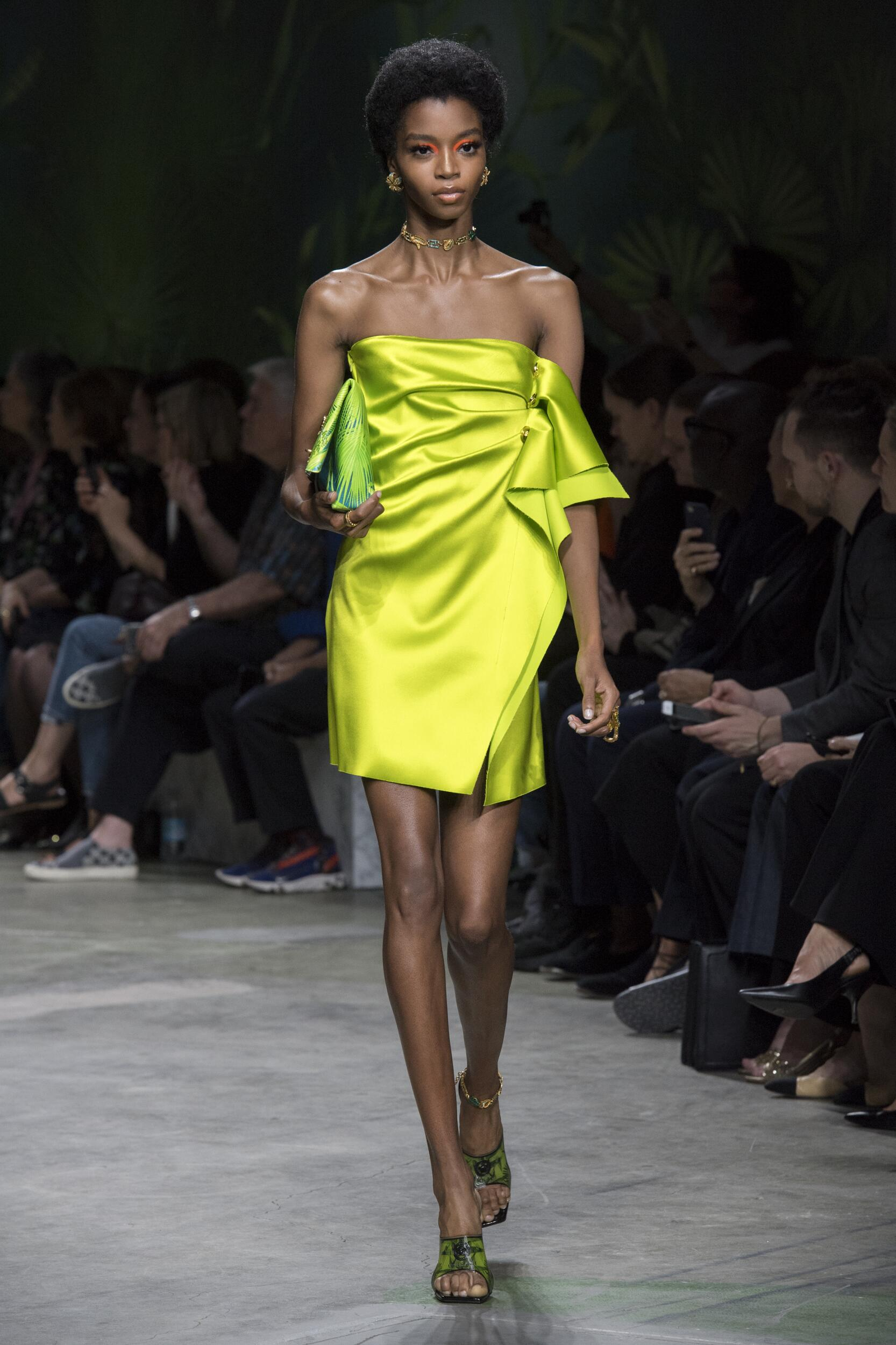 Womenswear Summer Versace 2020