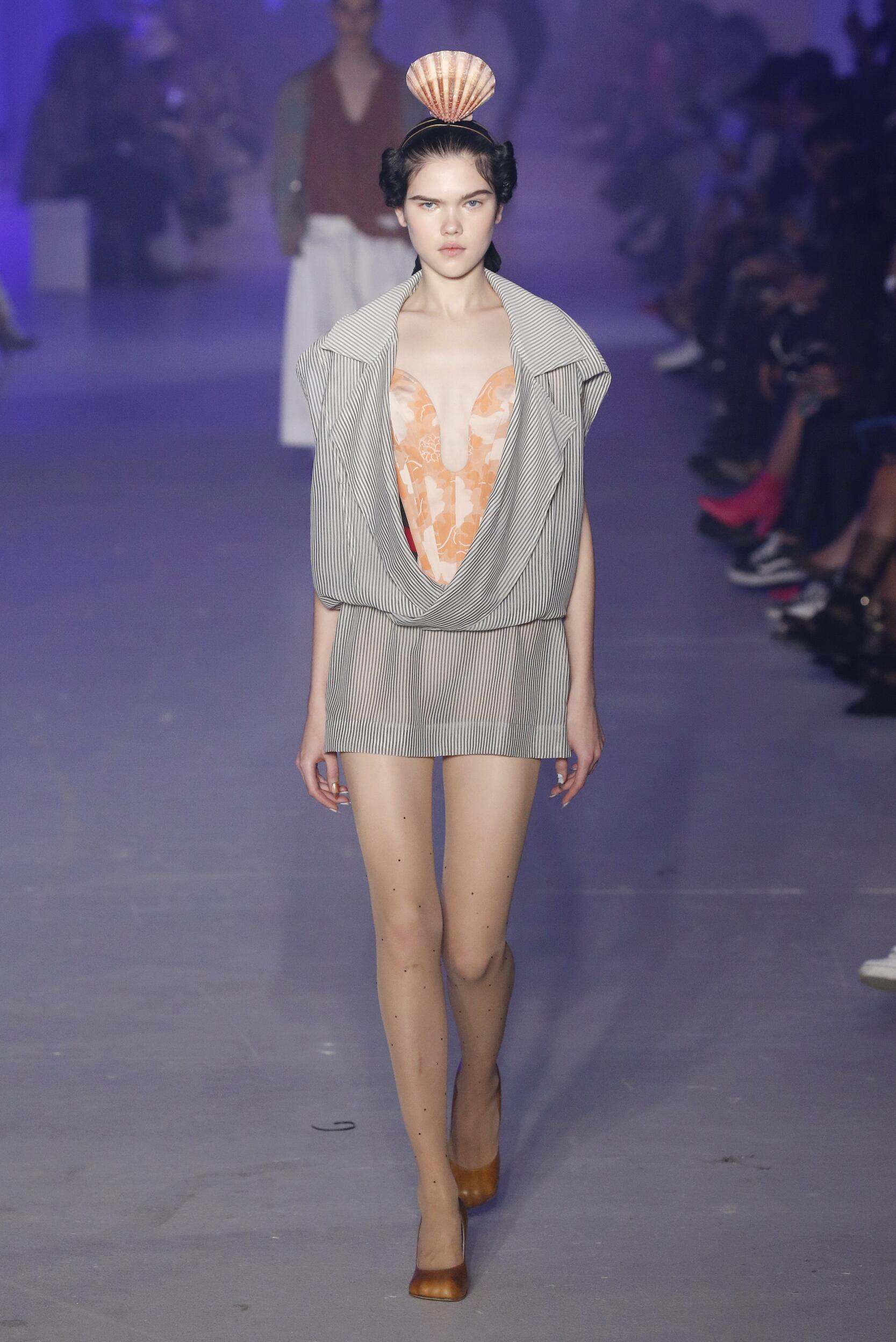 2020 Andreas Kronthaler for Vivienne Westwood Catwalk