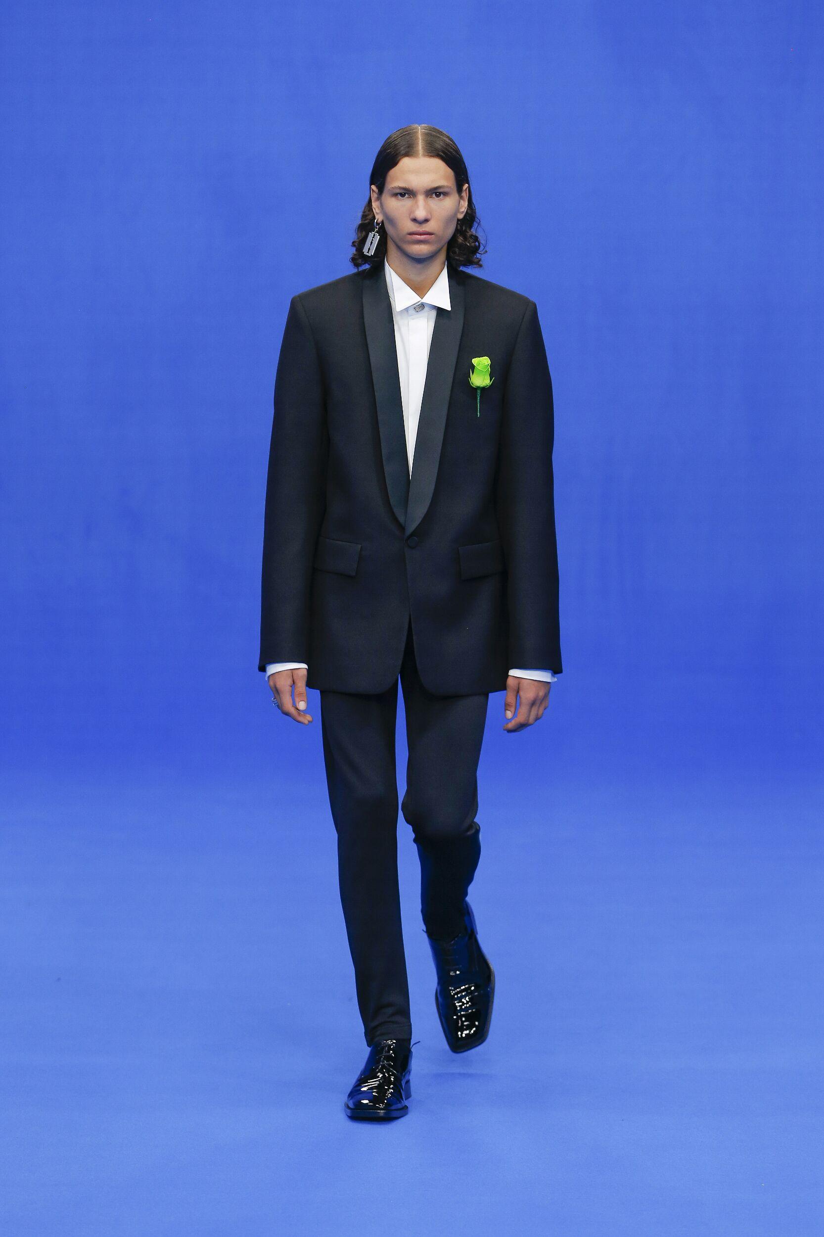 2020 Balenciaga Trends Fashion Week