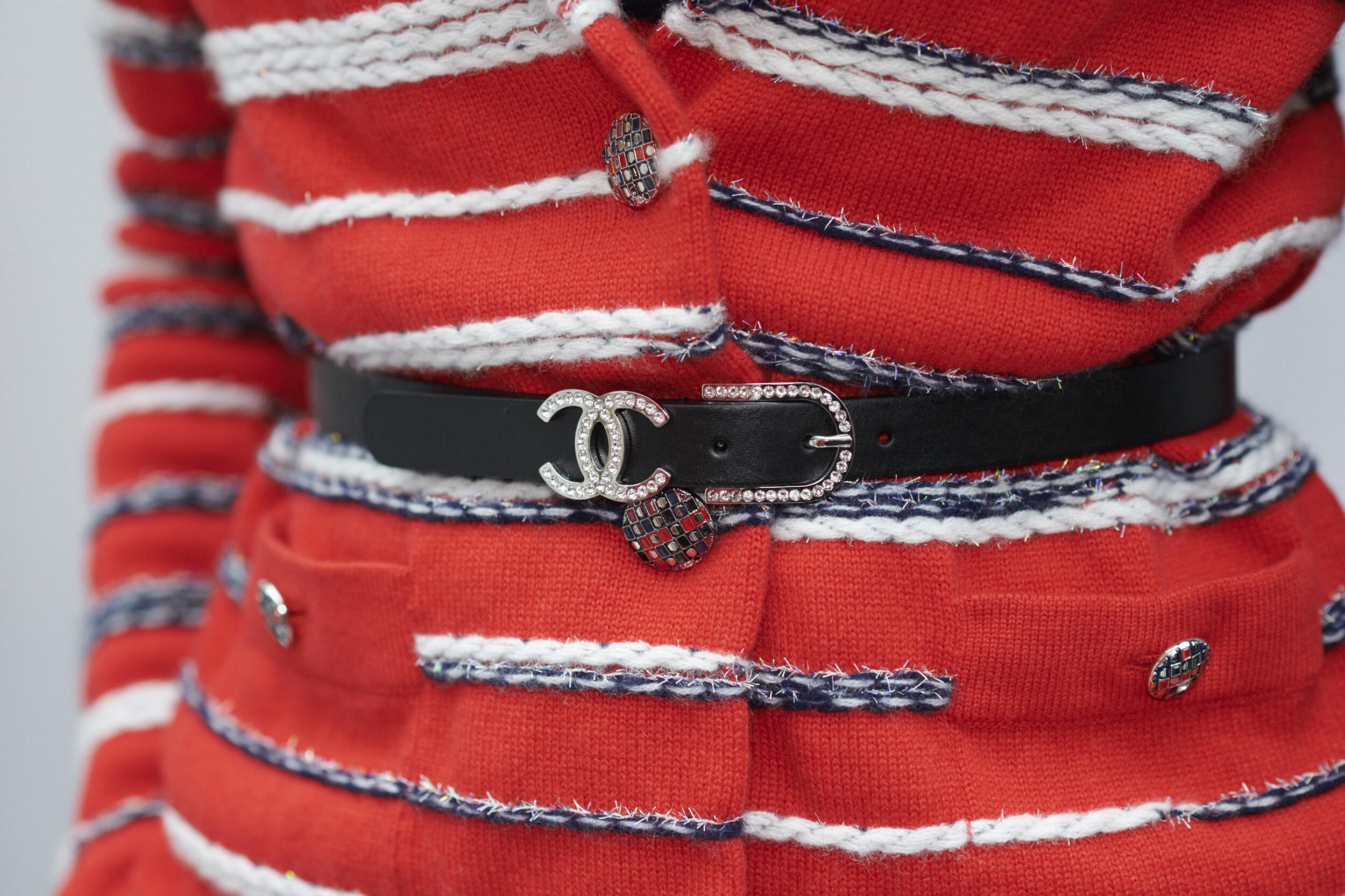 2020 Belt Chanel