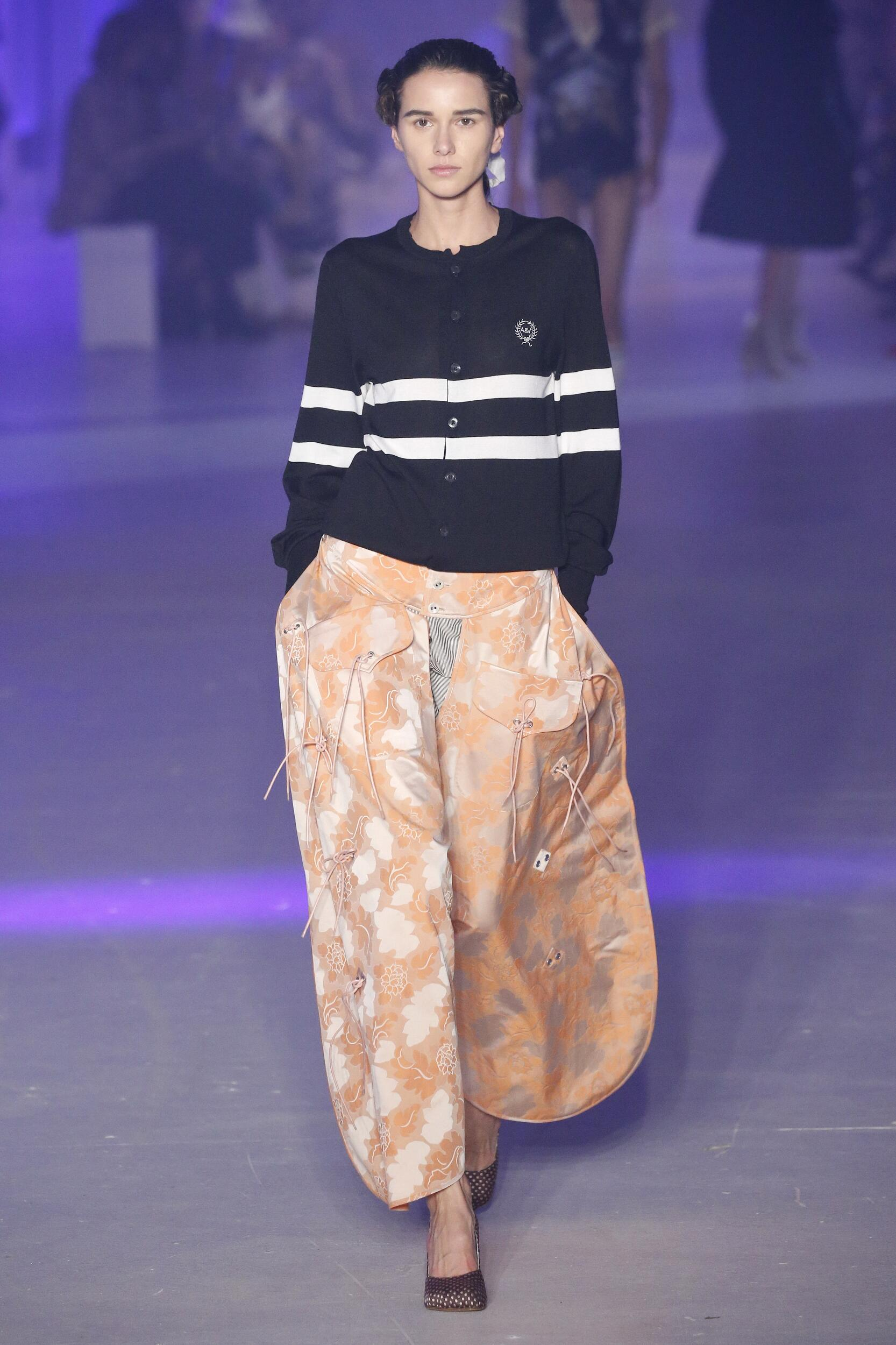 2020 Catwalk Andreas Kronthaler for Vivienne Westwood