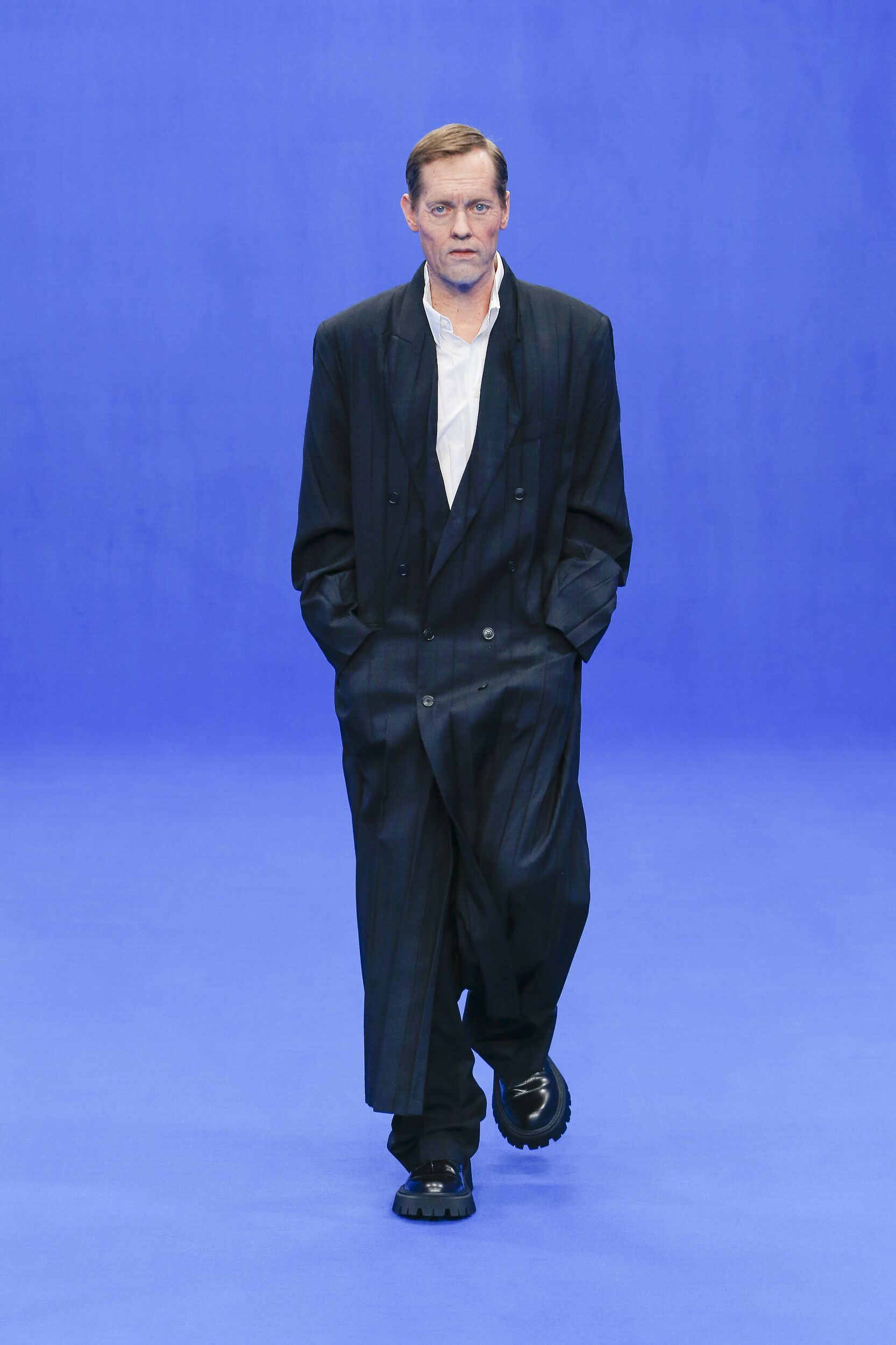 2020 Catwalk Balenciaga Summer Man Collection