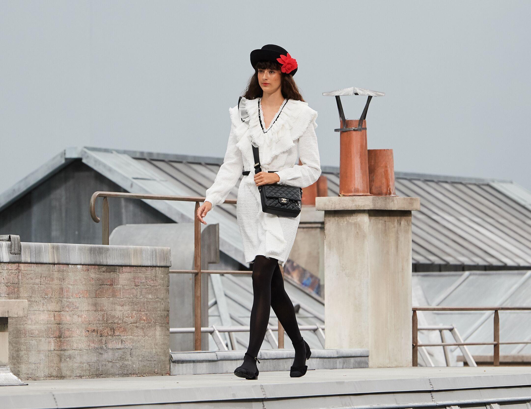 2020 Catwalk Chanel Fashion Show Summer