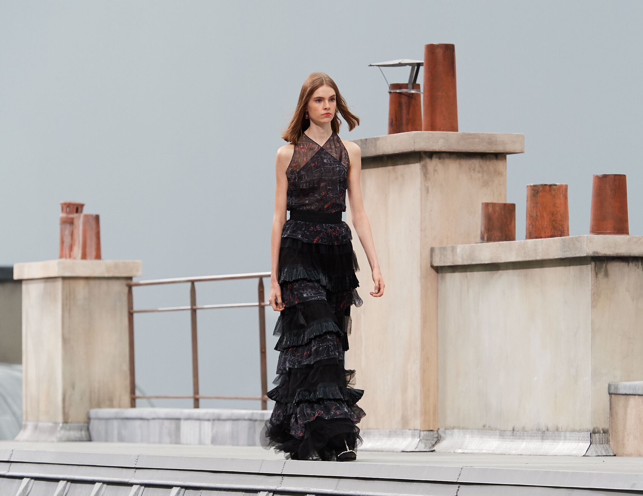 2020 Catwalk Chanel Summer Woman Collection