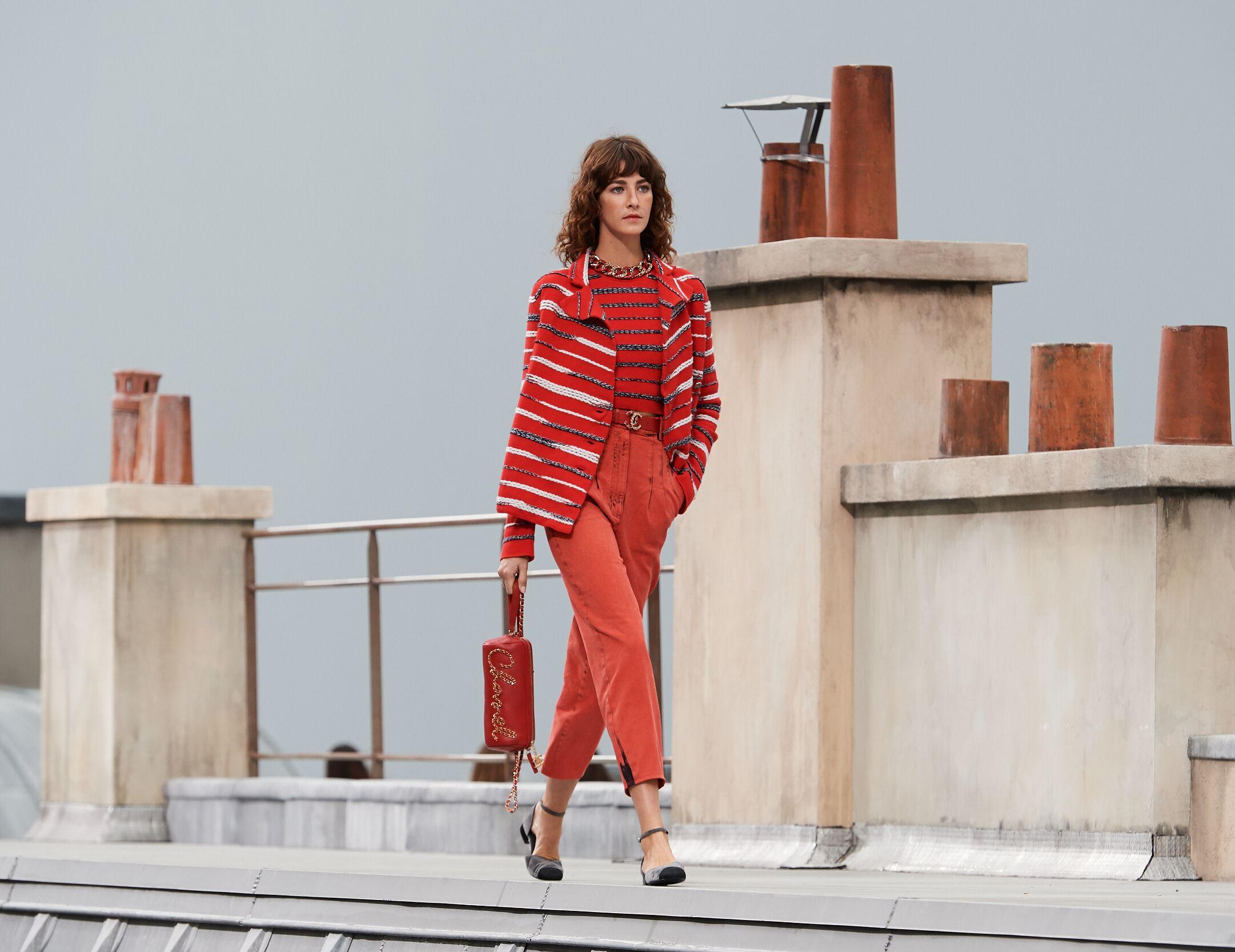 2020 Catwalk Chanel Summer