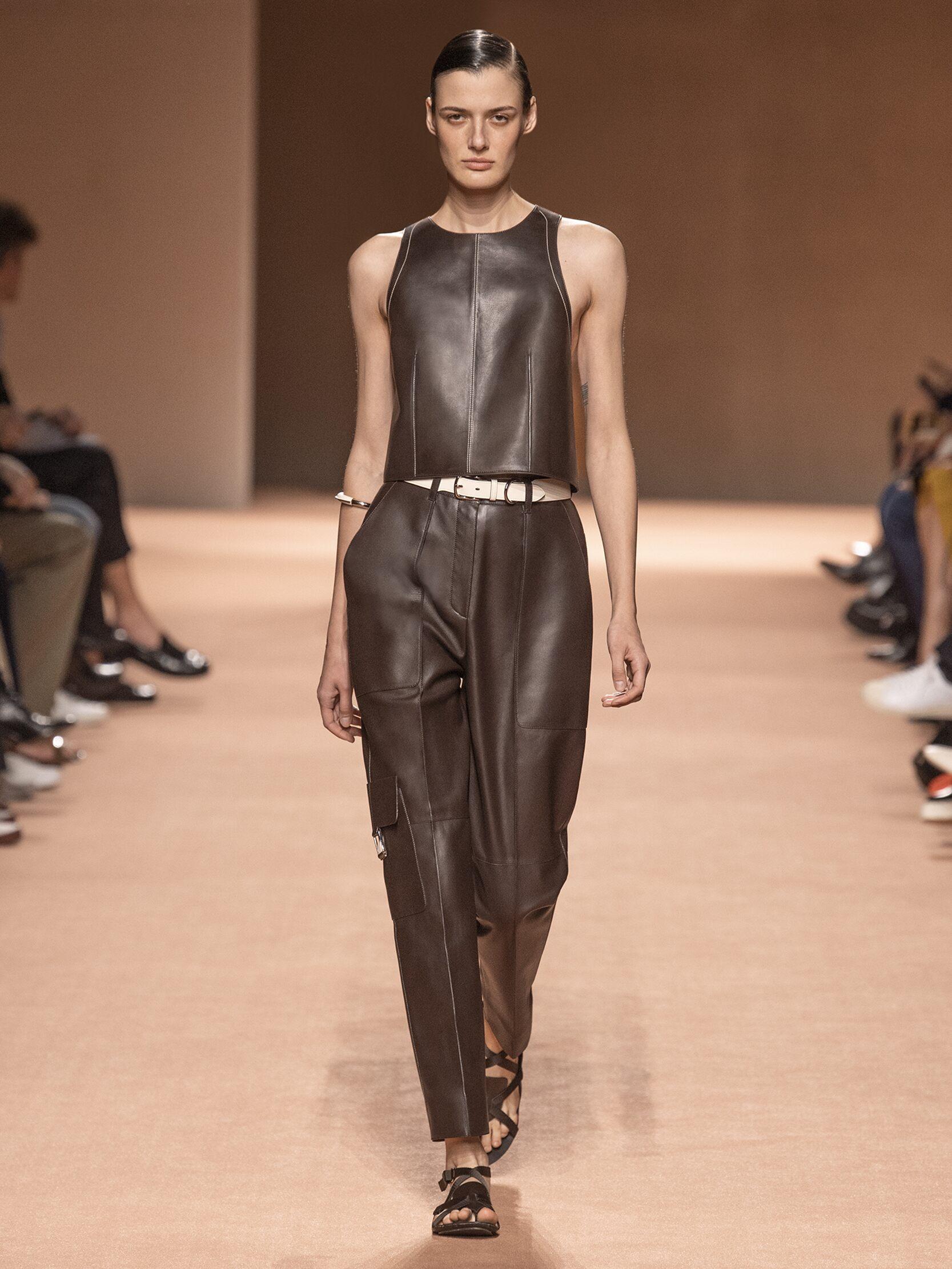 2020 Catwalk Hermès Fashion Show Summer