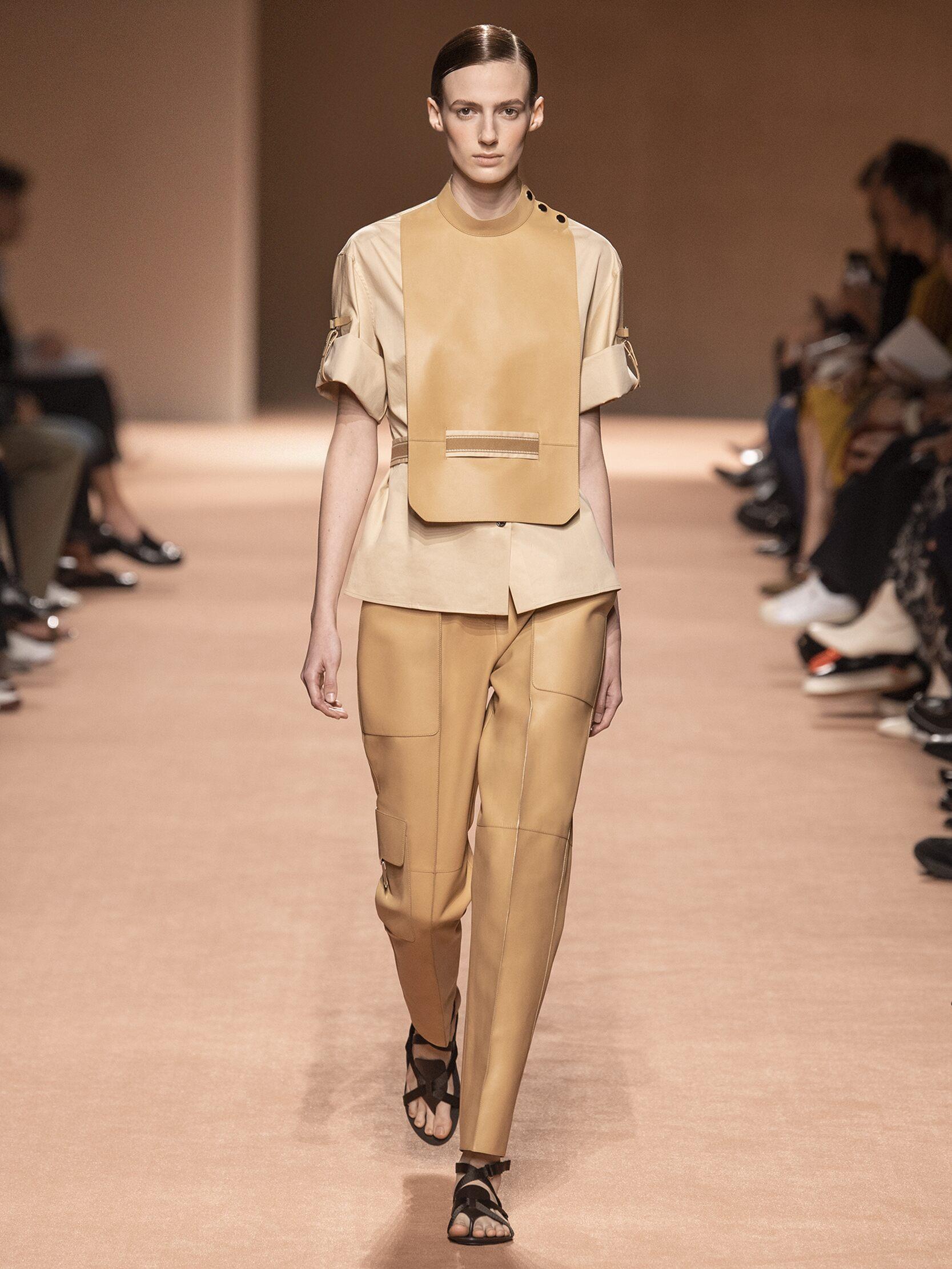 2020 Catwalk Hermès