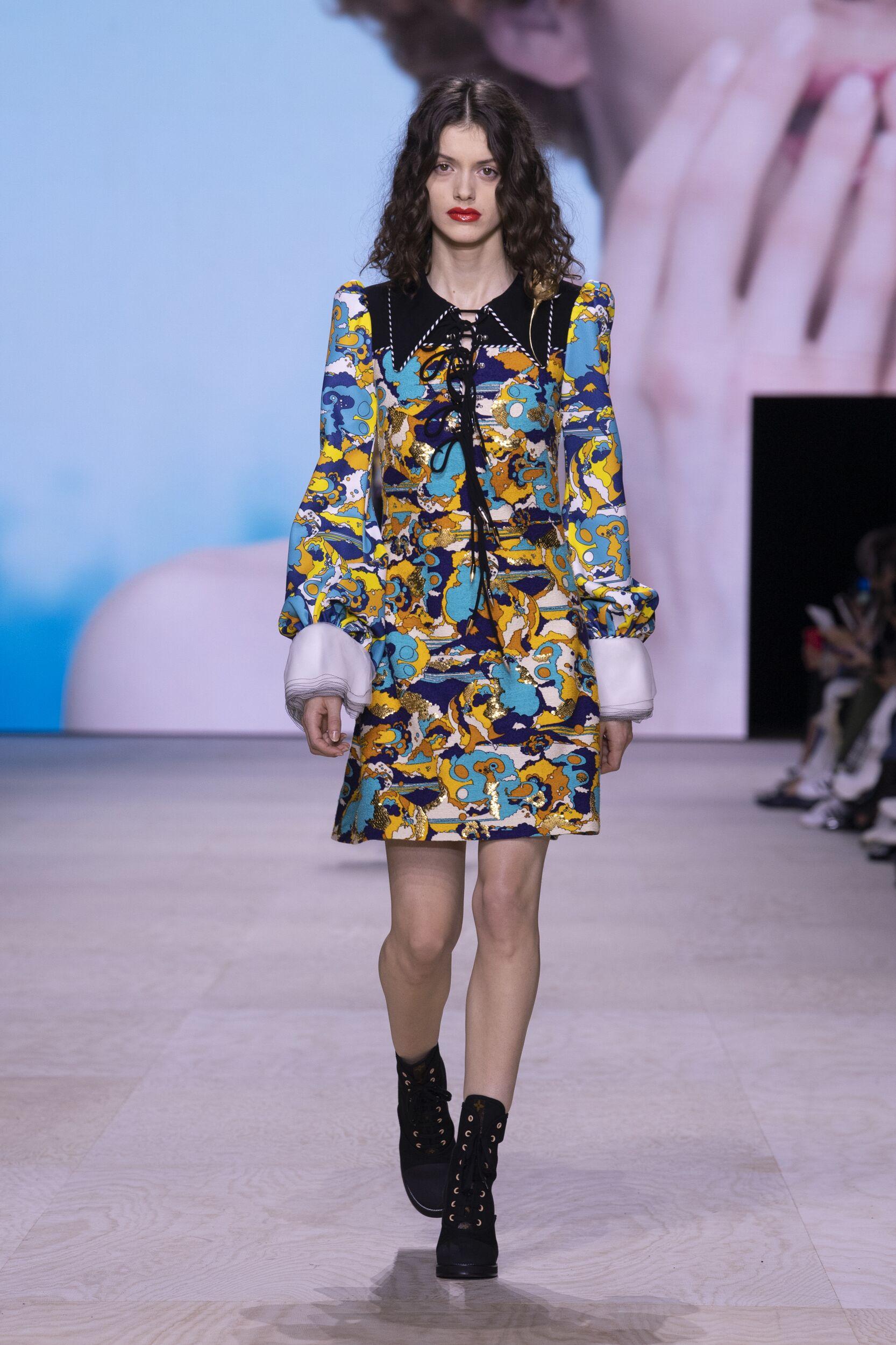 2020 Catwalk Louis Vuitton Summer Woman Collection