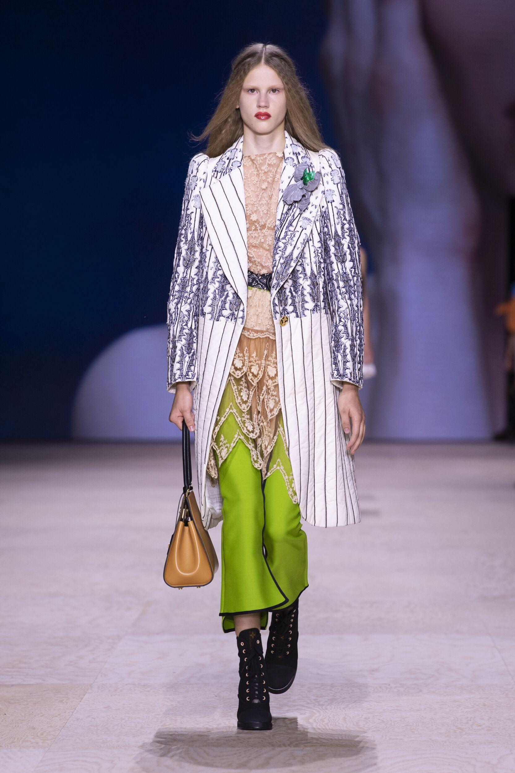 2020 Catwalk Louis Vuitton