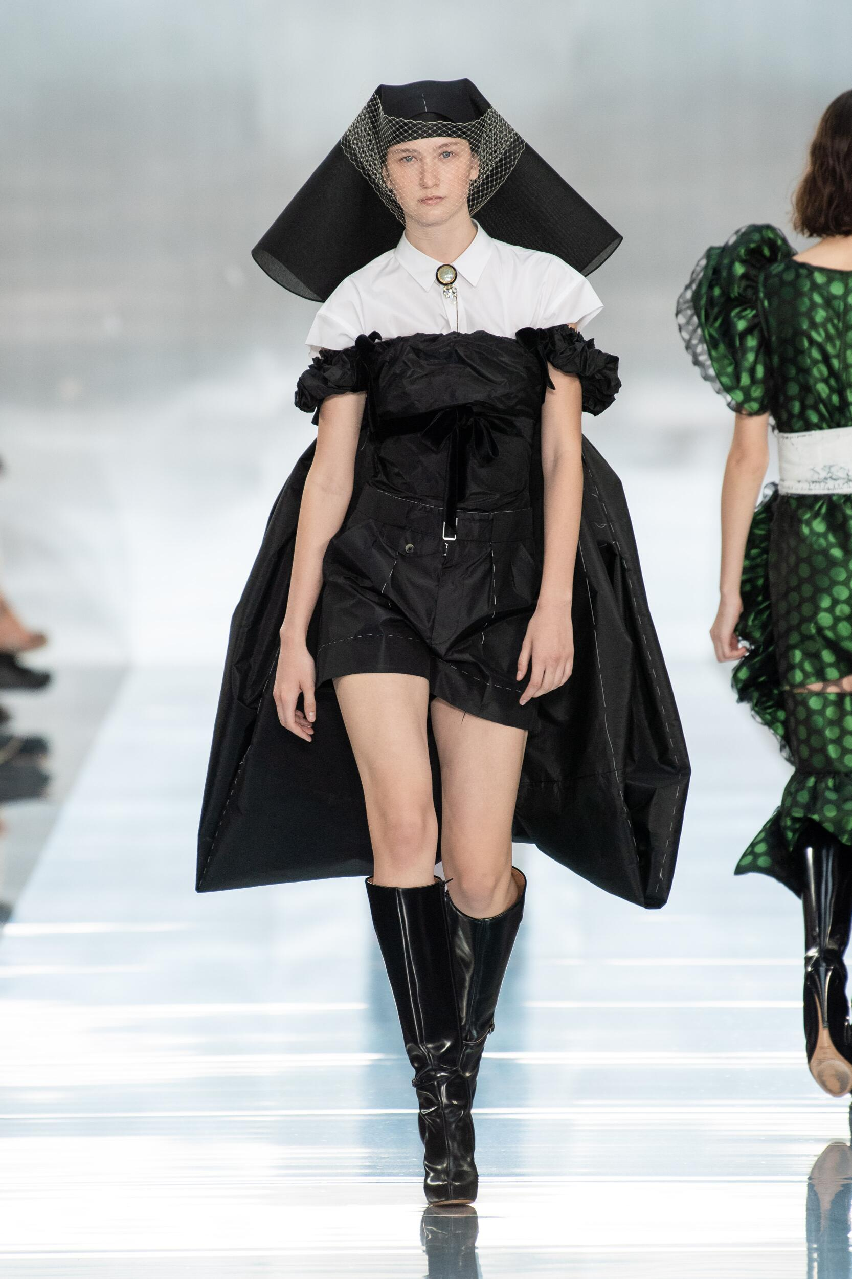 2020 Catwalk Maison Margiela Fashion Show Summer