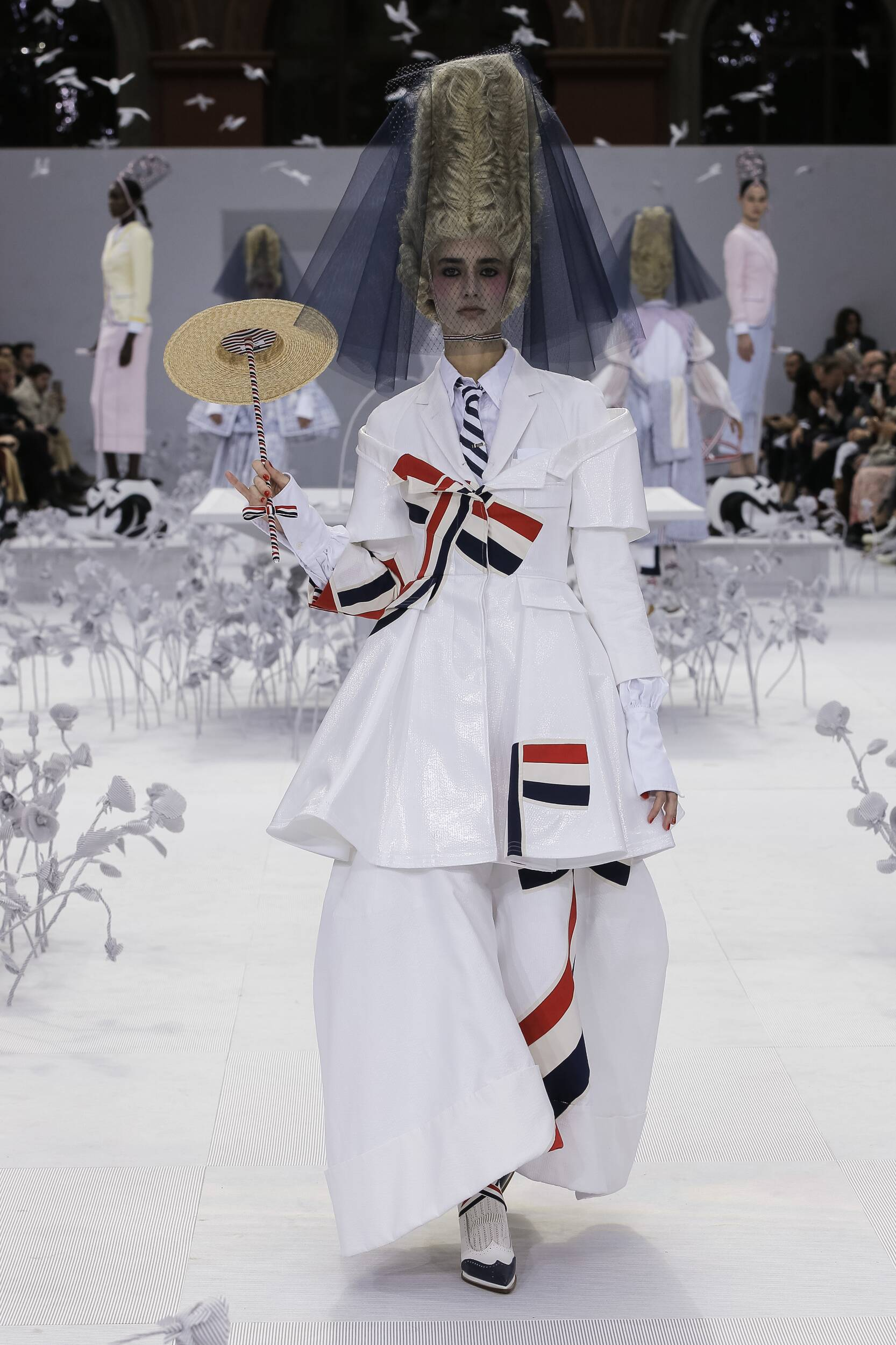2020 Catwalk Thom Browne Summer