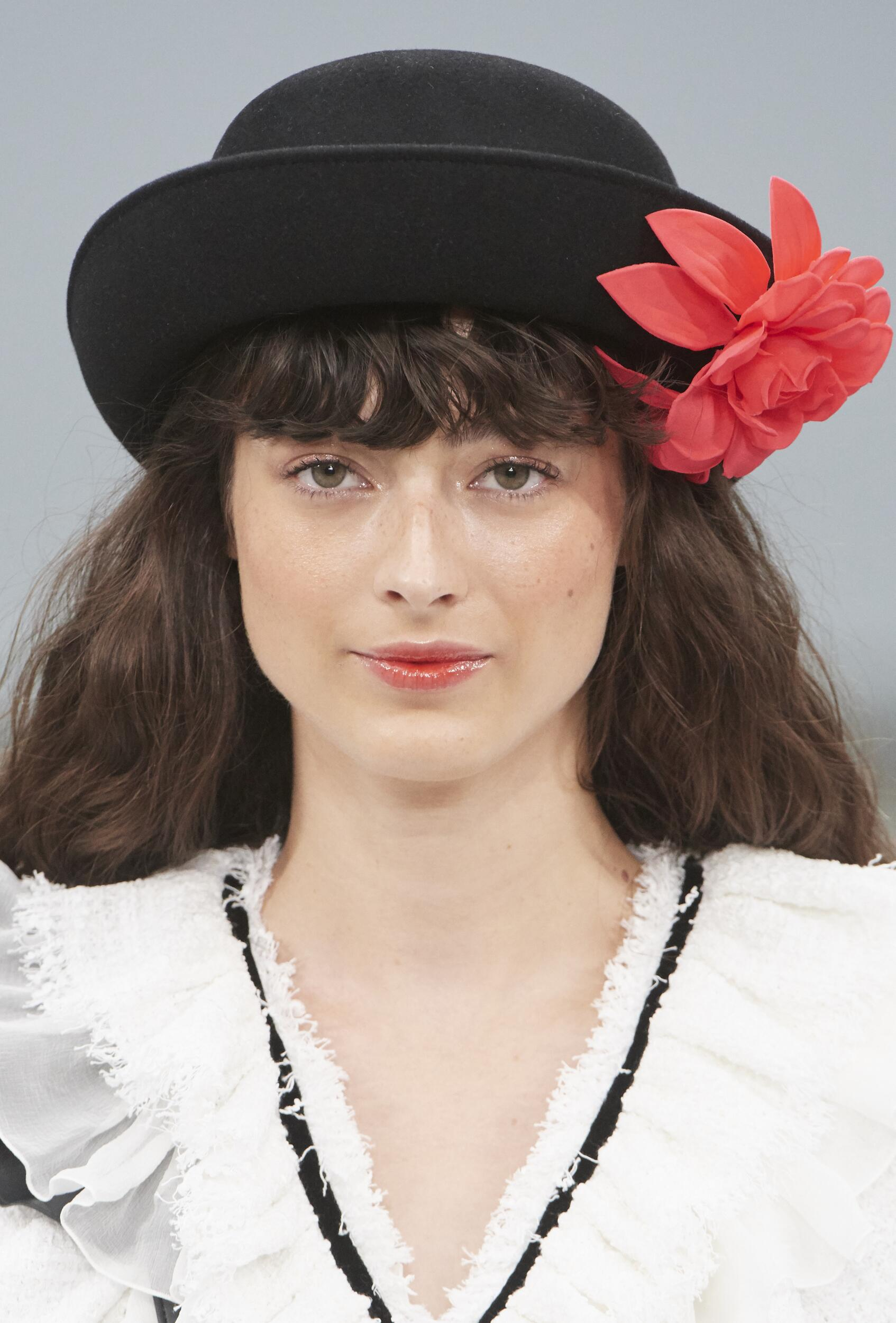 2020 Chanel Model Portrait