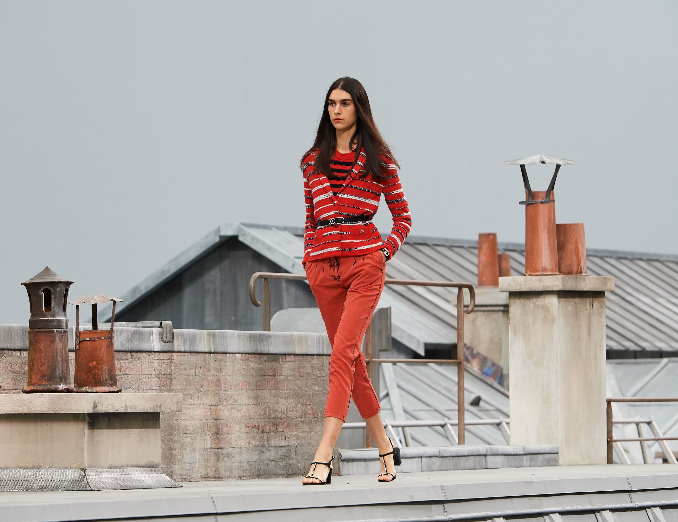 2020 Chanel Spring Catwalk