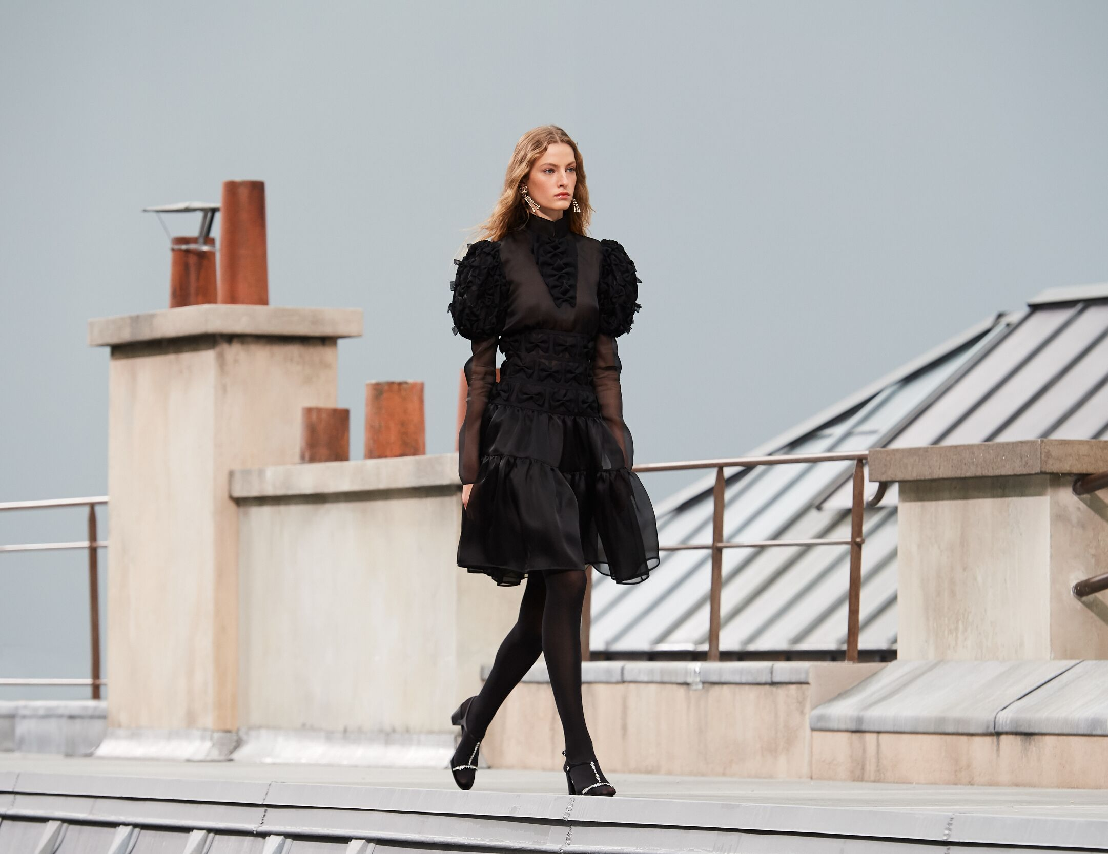 2020 Chanel Summer Runway Show Woman