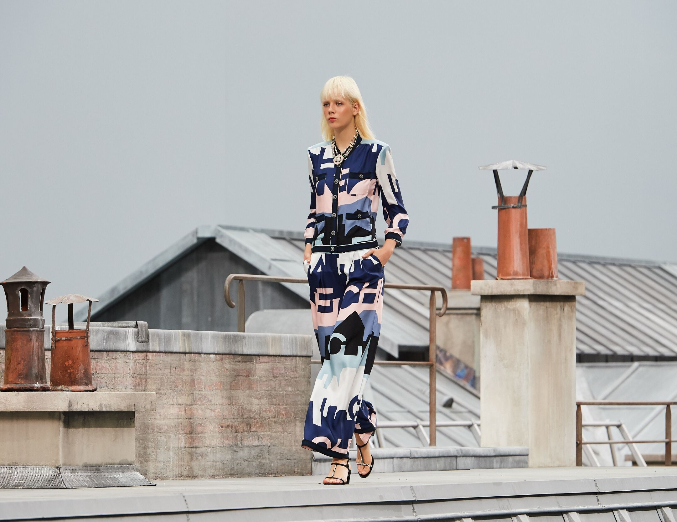 2020 Chanel Trends Paris Fashion Week