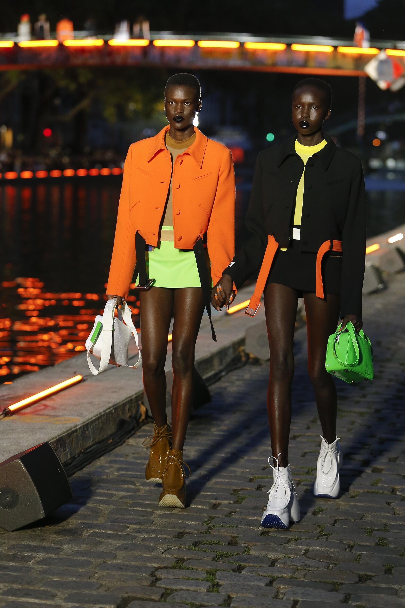2020 Courrèges Spring Summer Woman