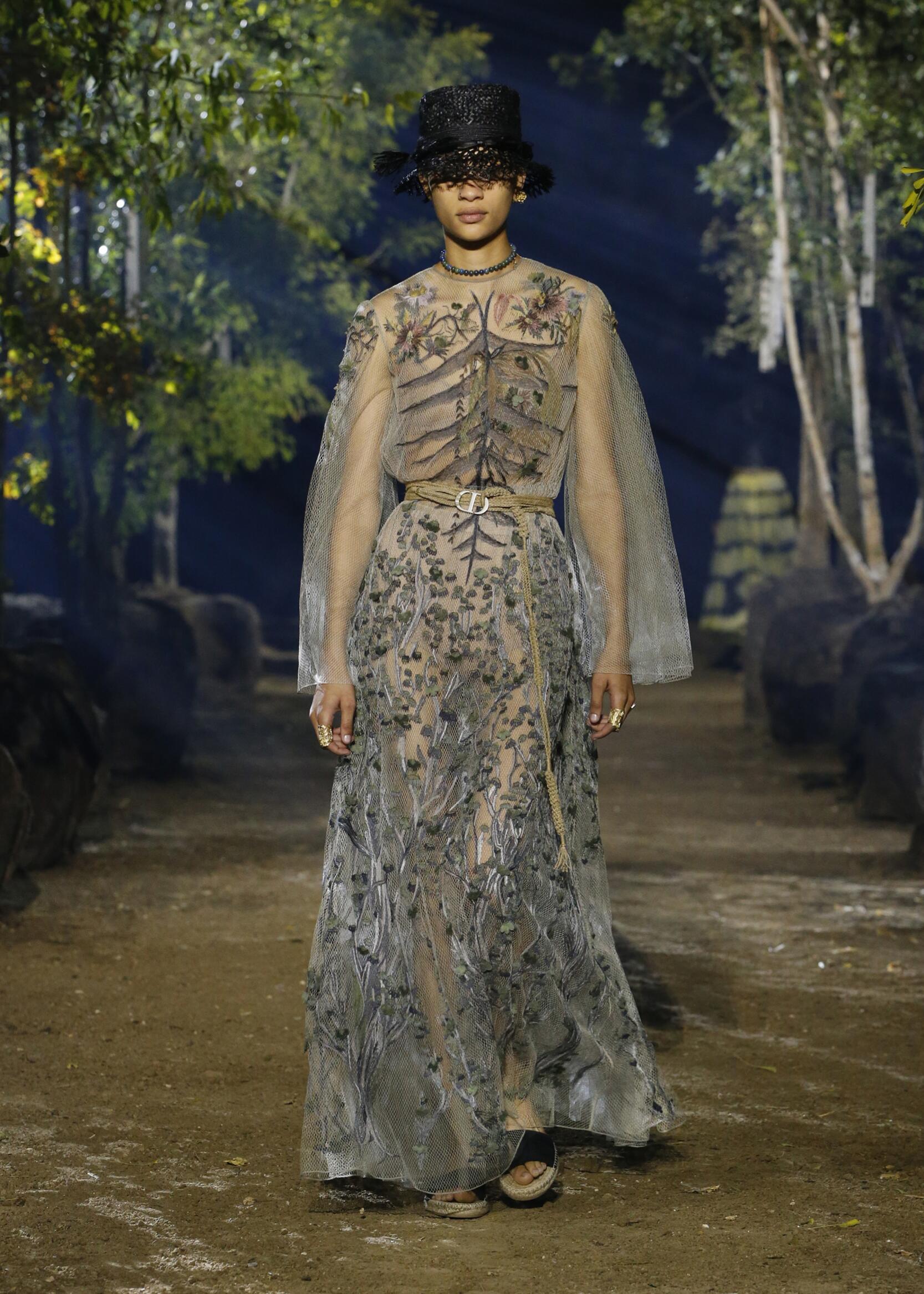 2020 Dior Spring Runway Show