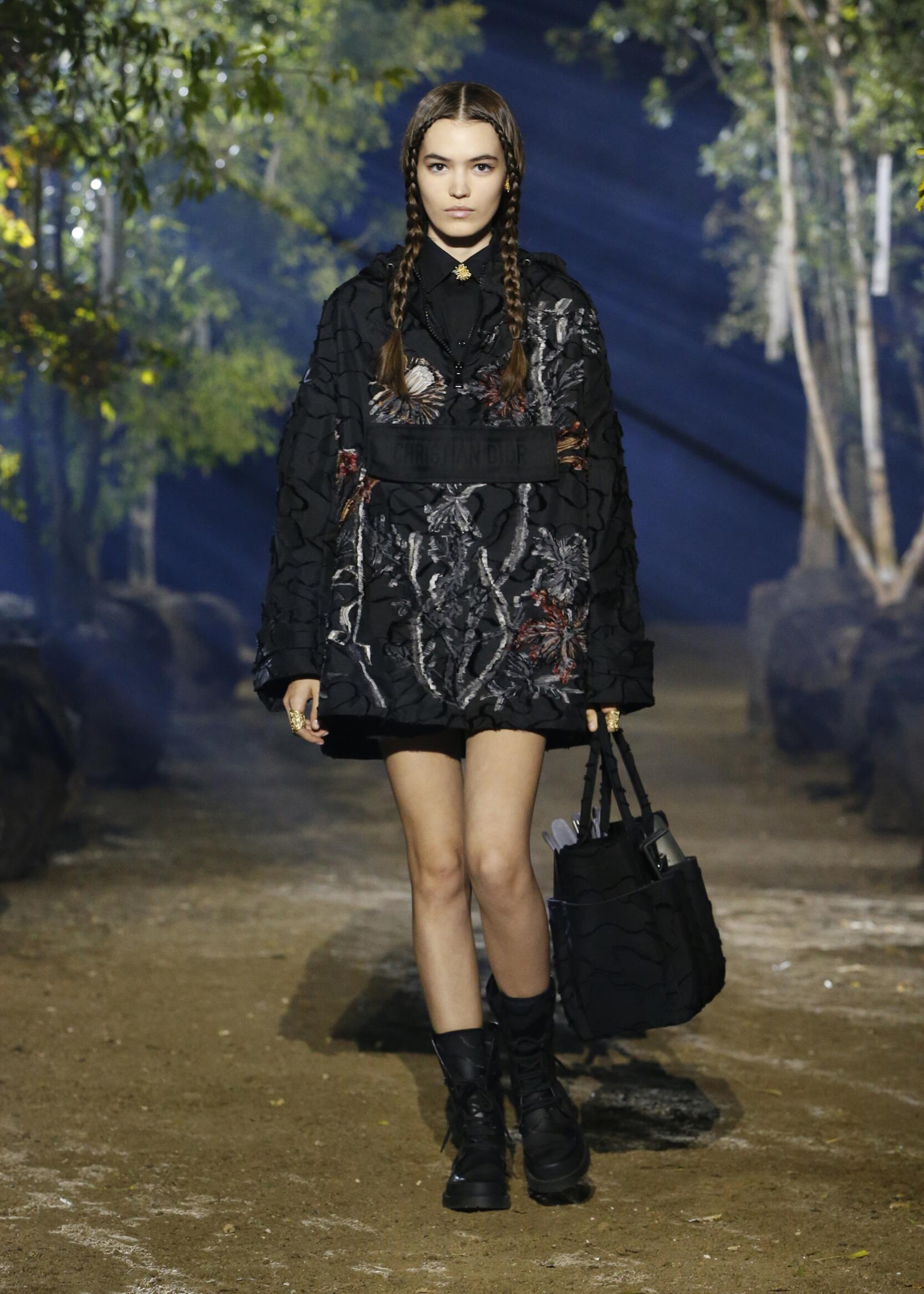 2020 Dior Summer Runway Show
