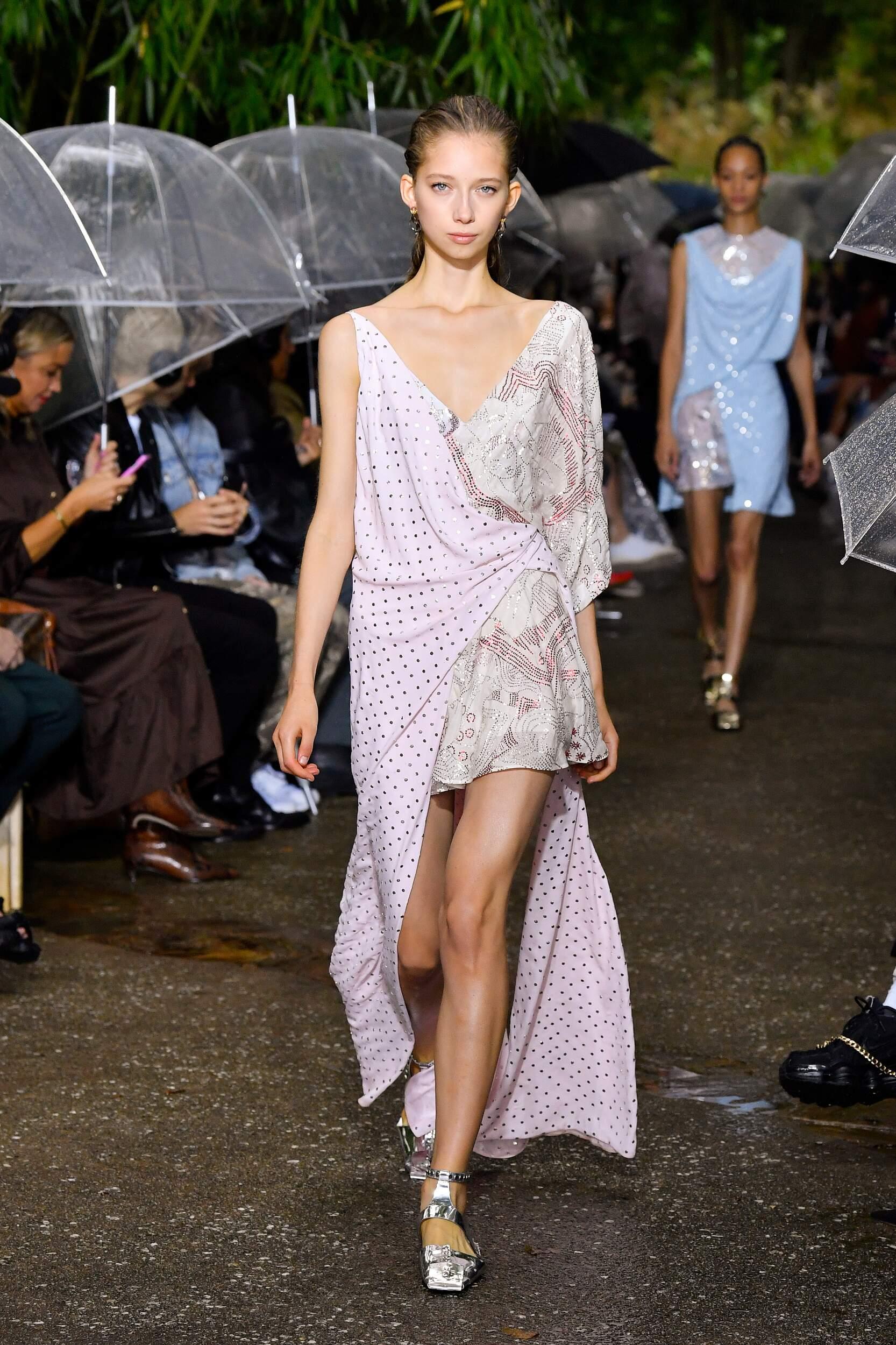 2020 Lanvin Trends Paris Fashion Week