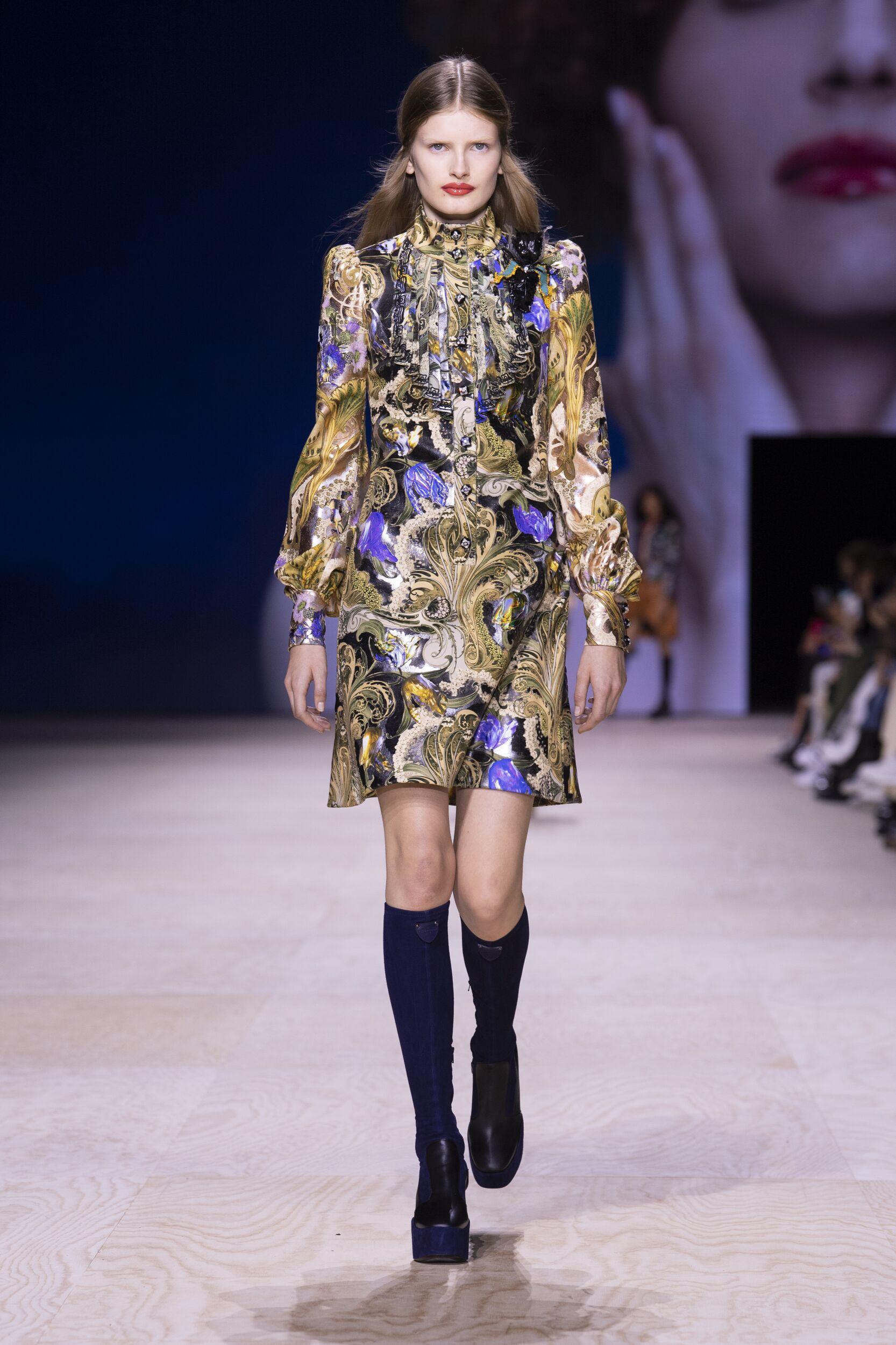 2020 Louis Vuitton Catwalk