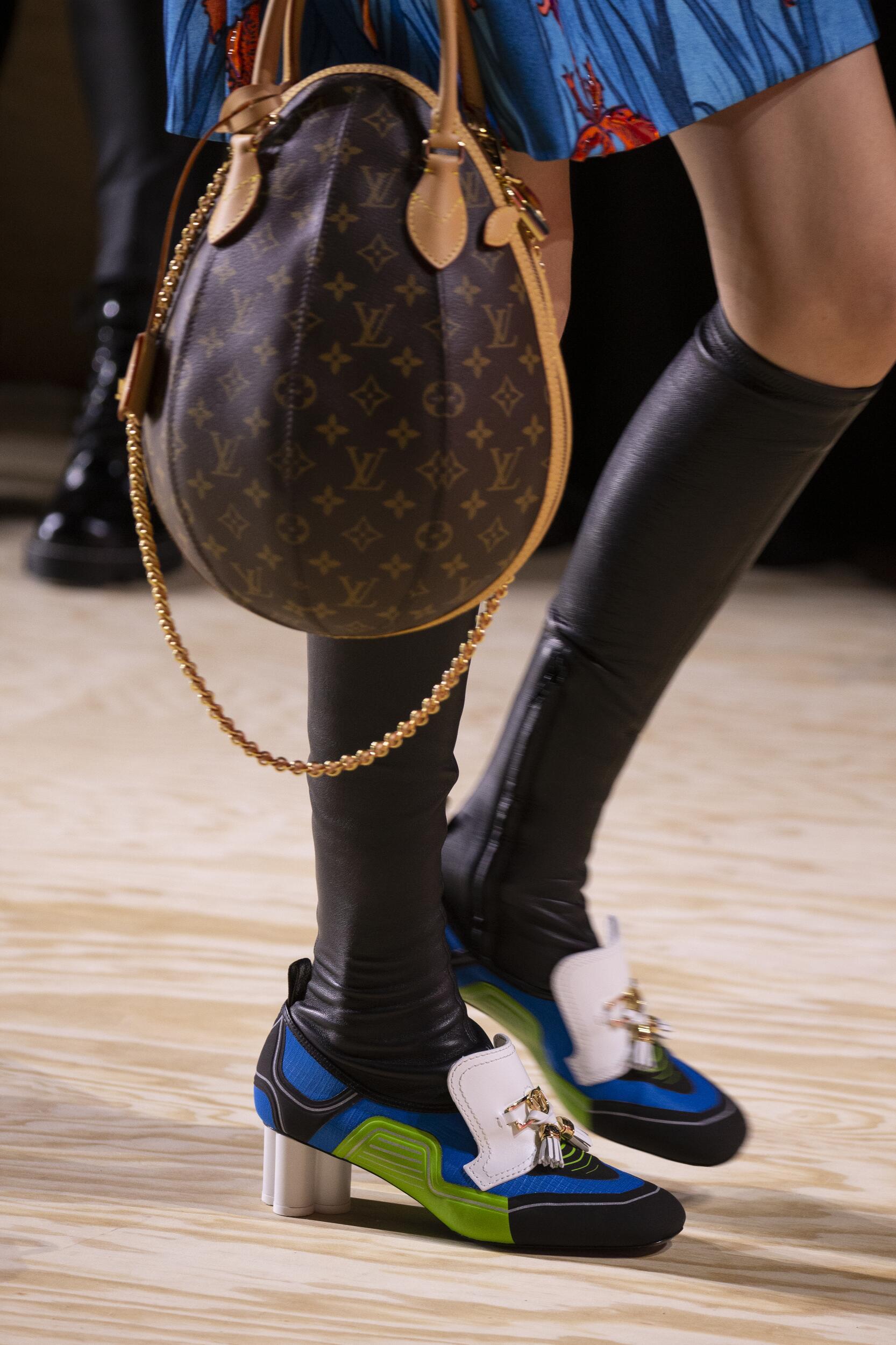 2020 Louis Vuitton Spring Summer Detail