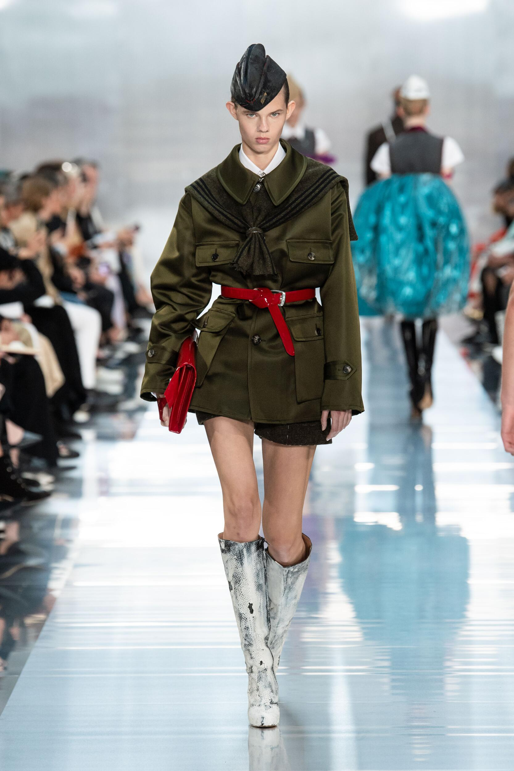 2020 Maison Margiela Spring Summer Woman