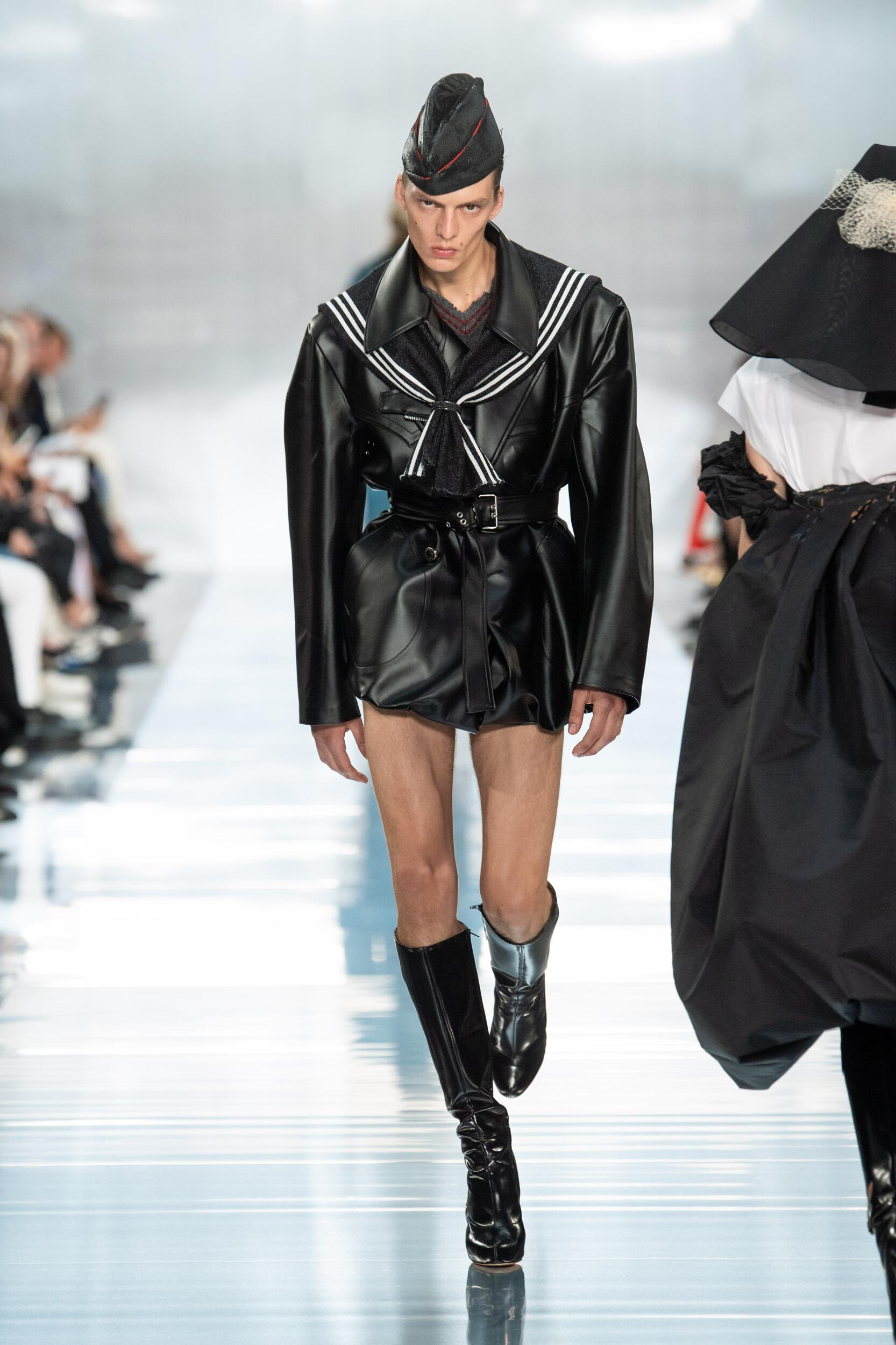 2020 Maison Margiela Summer Catwalk