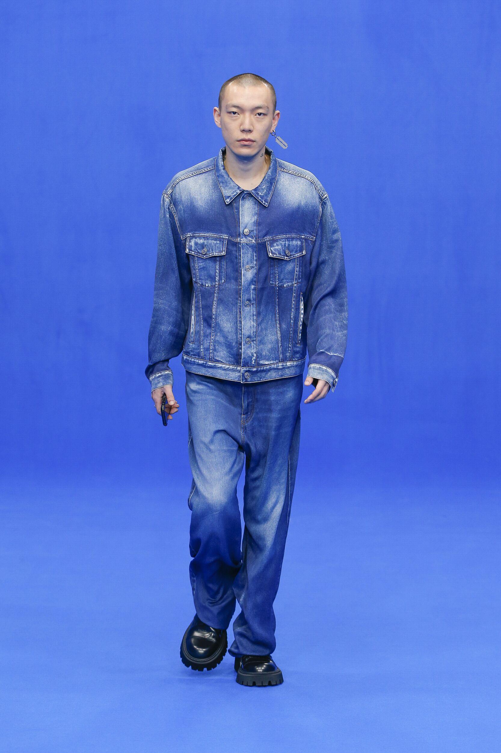 2020 Man Style Balenciaga