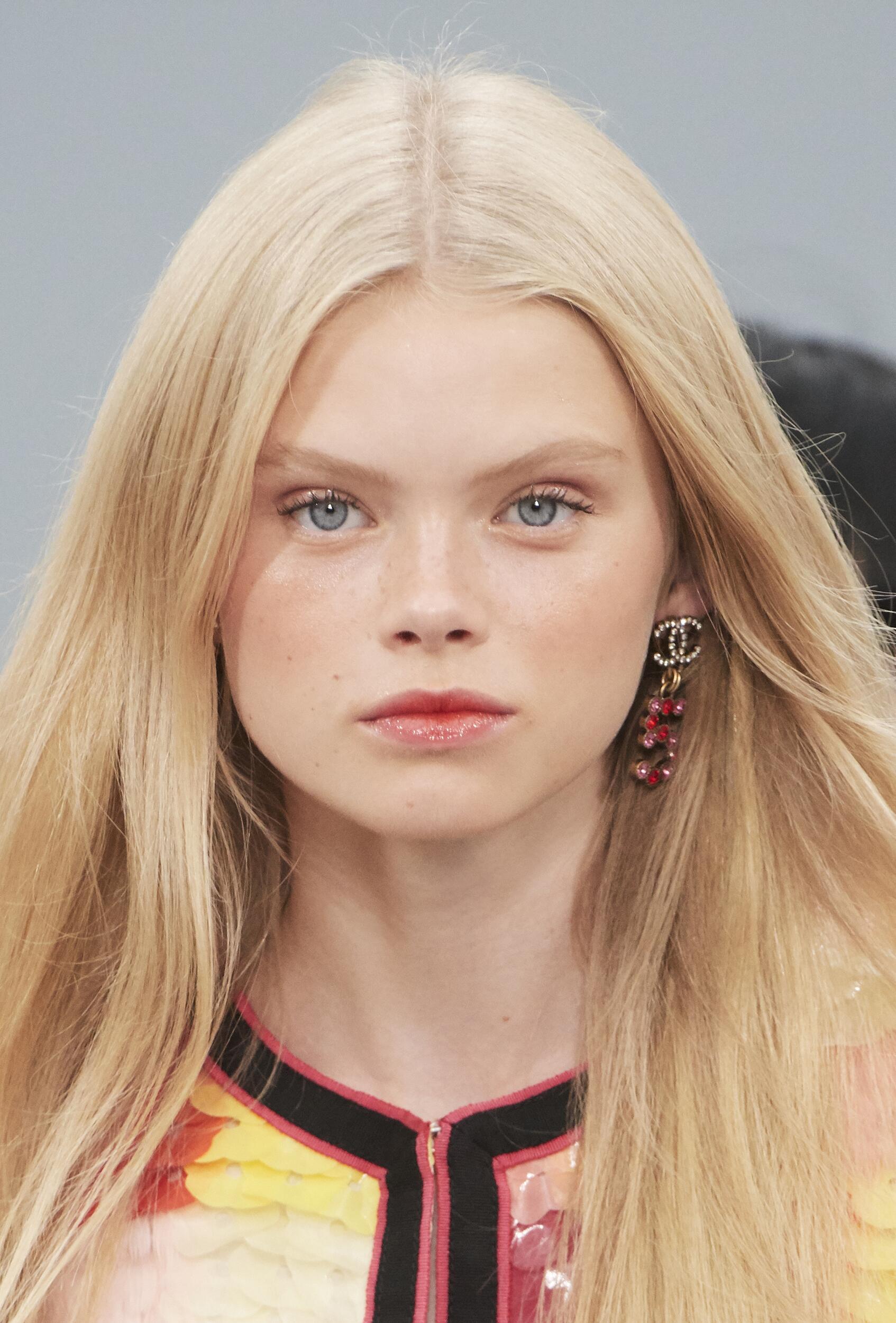 2020 Model Portrait Chanel