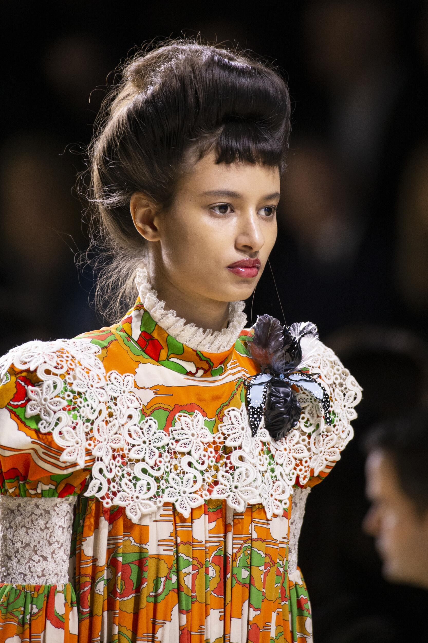 2020 Portrait Woman Louis Vuitton Summer