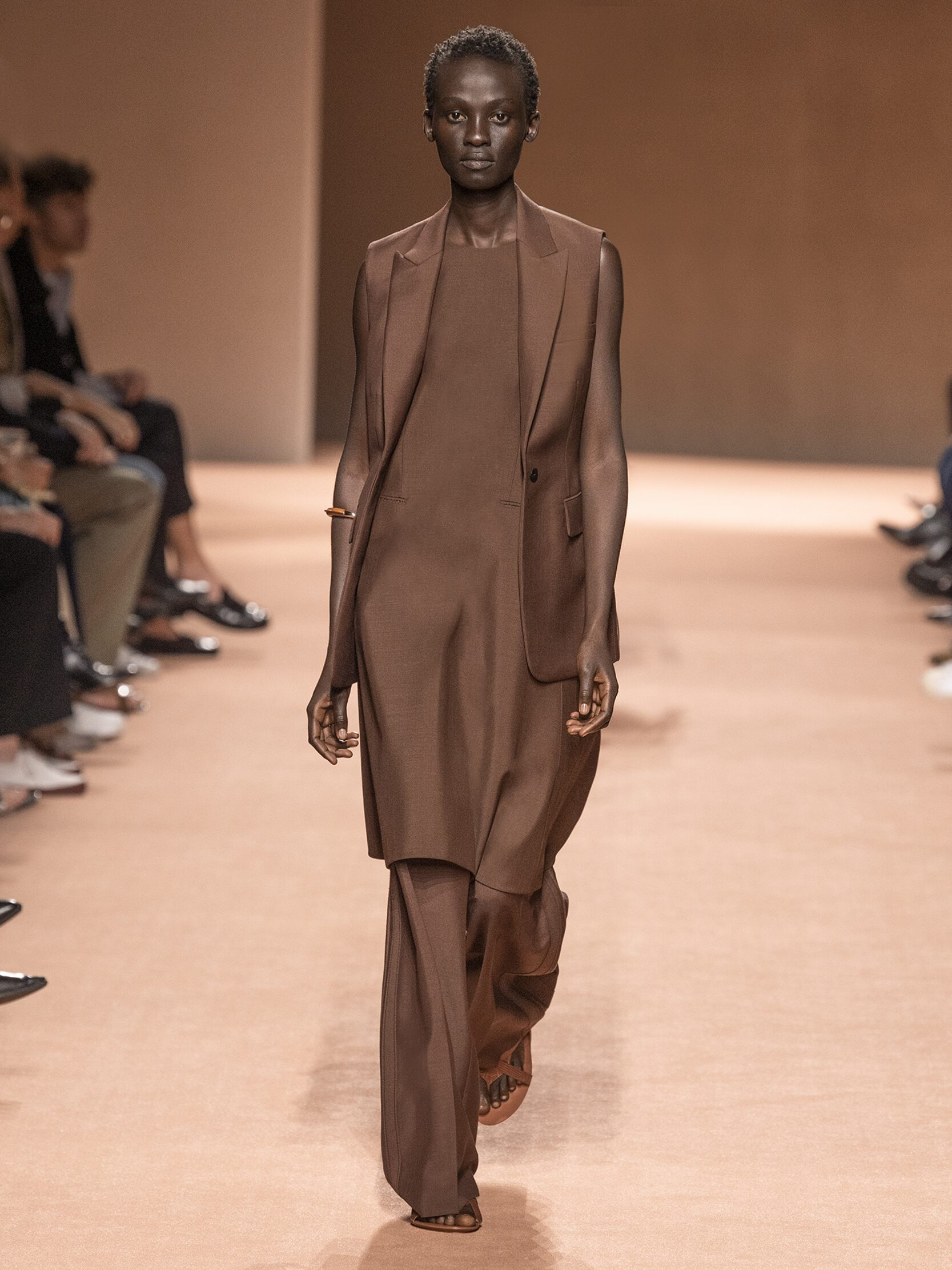 2020 Runway Woman Hermès Summer