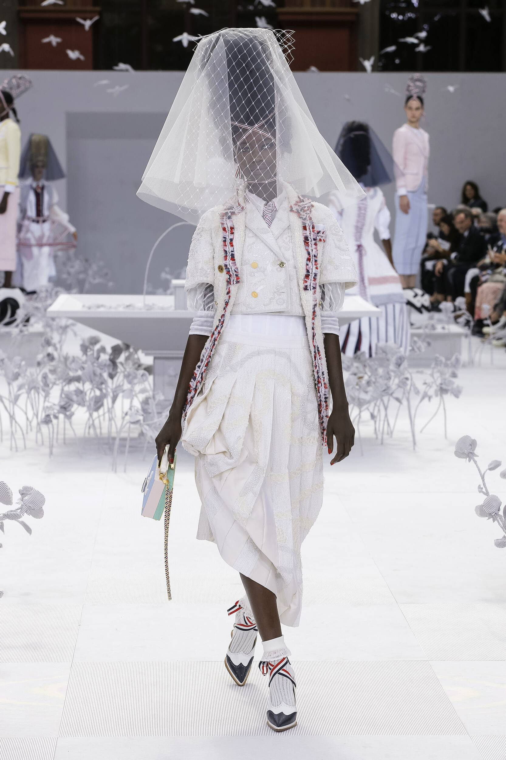2020 Thom Browne Spring Summer Woman