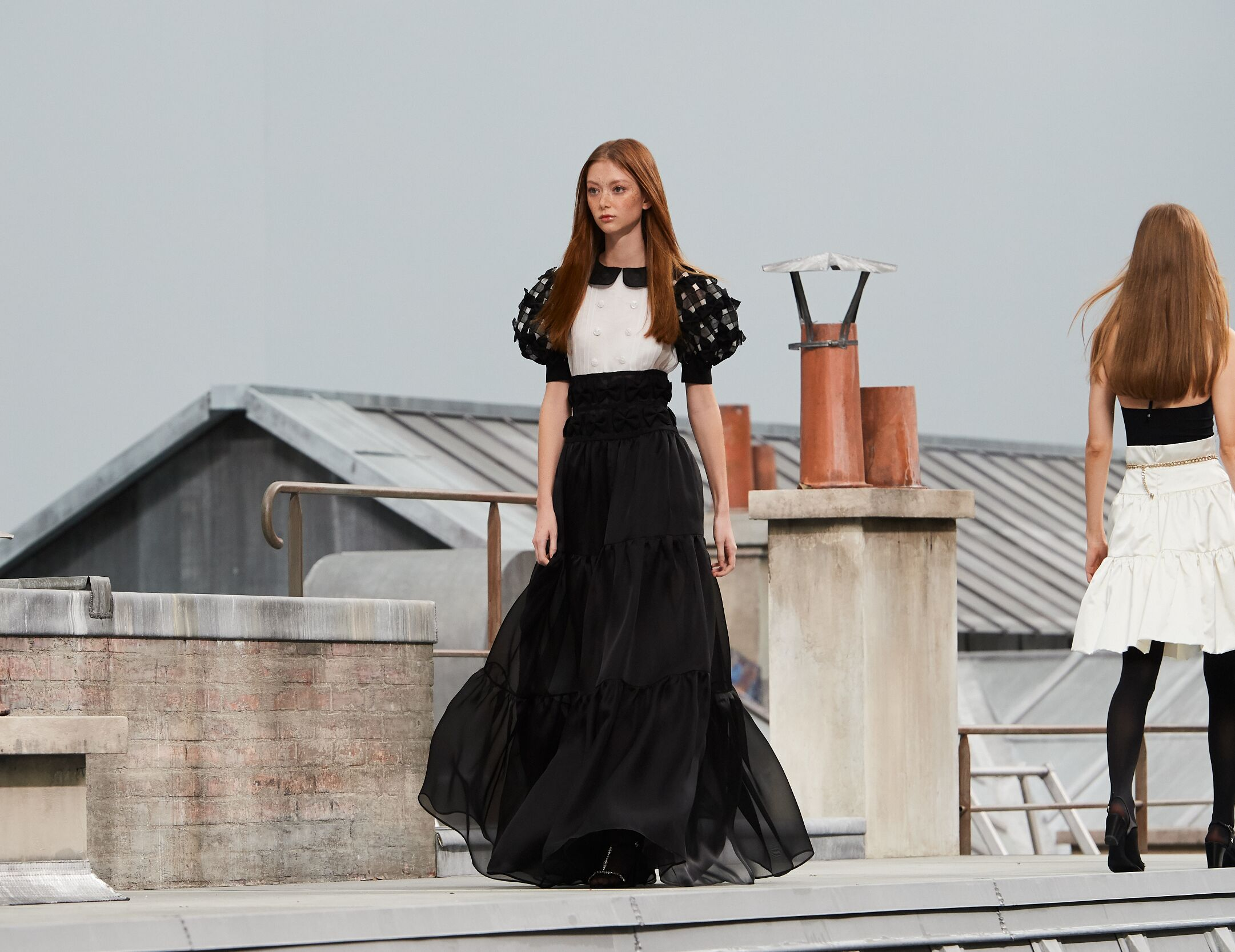 2020 Woman Chanel Trends Paris Fashion Week