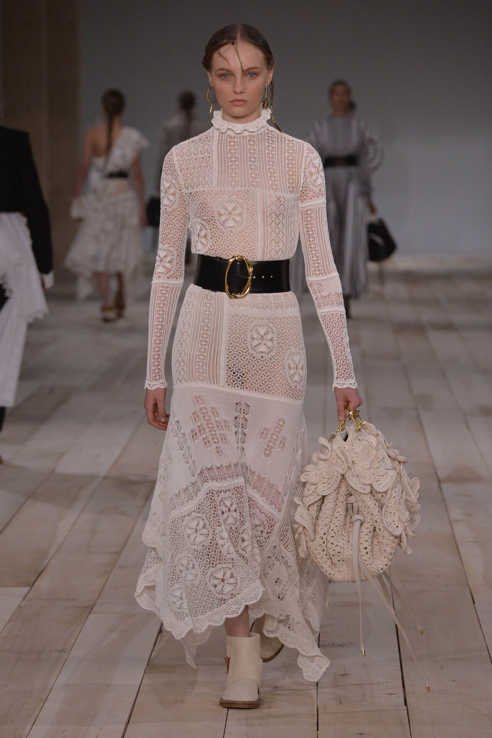 Alexander McQueen Paris Fashion Week Womenswear