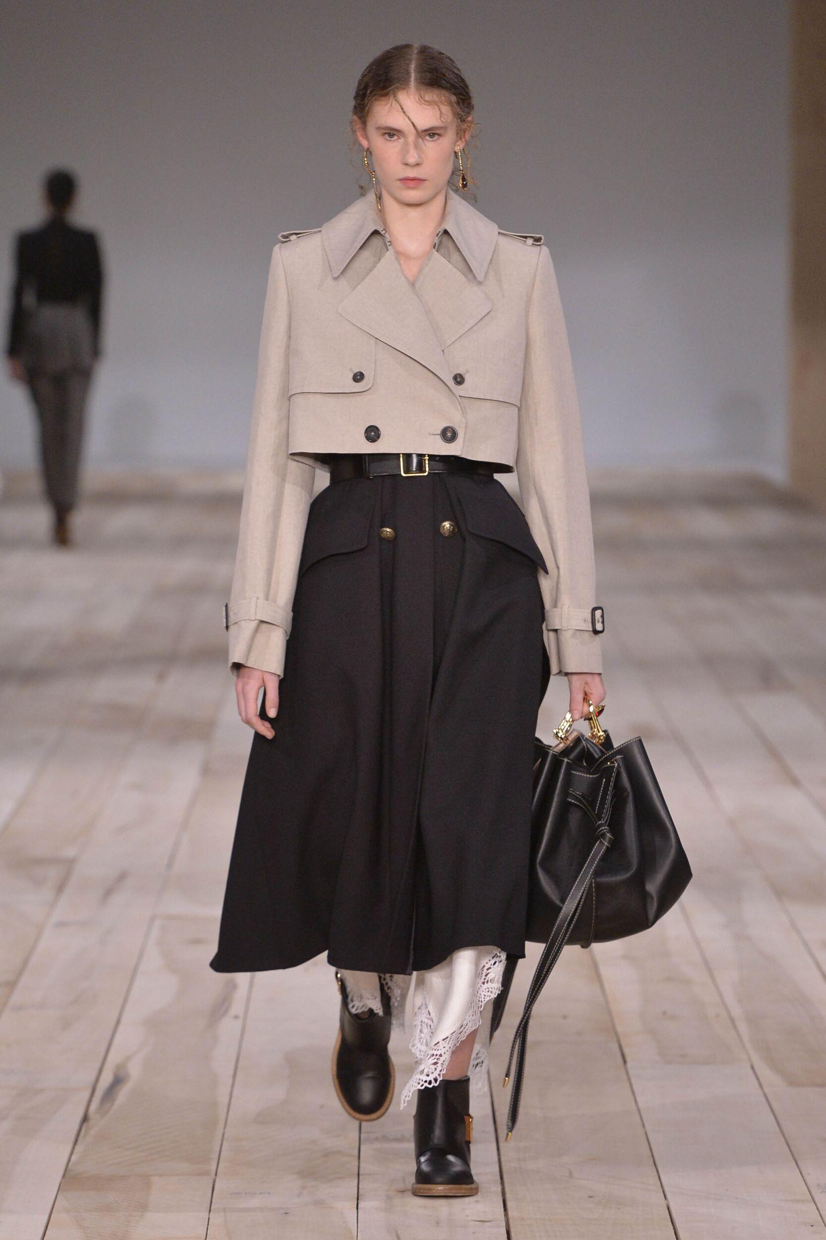 Alexander McQueen SS 2020 Womenswear