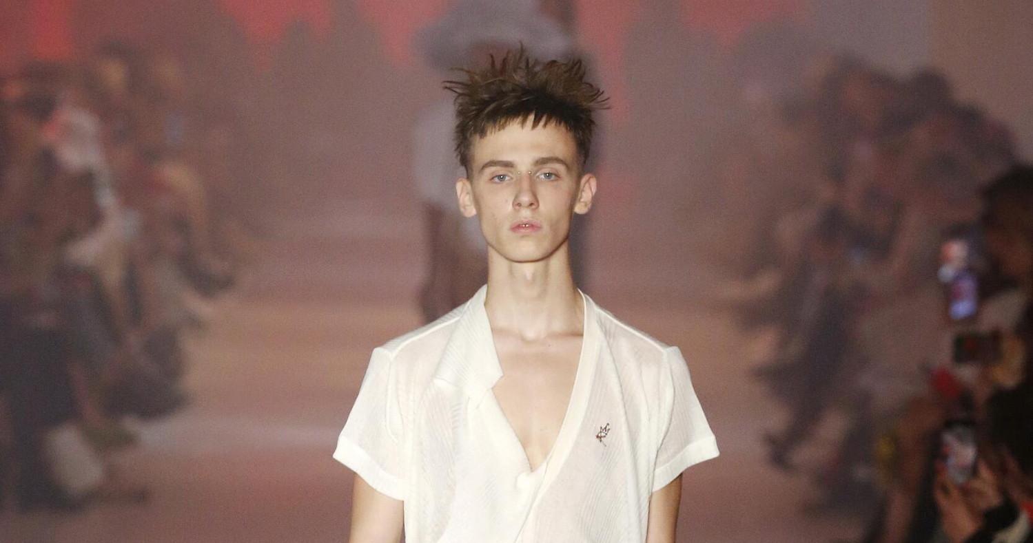 Andreas Kronthaler for Vivienne Westwood Fashion Show SS 2020 Paris