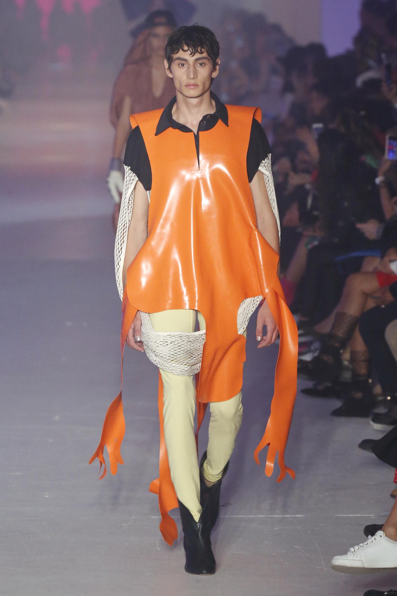 Andreas Kronthaler for Vivienne Westwood Menswear