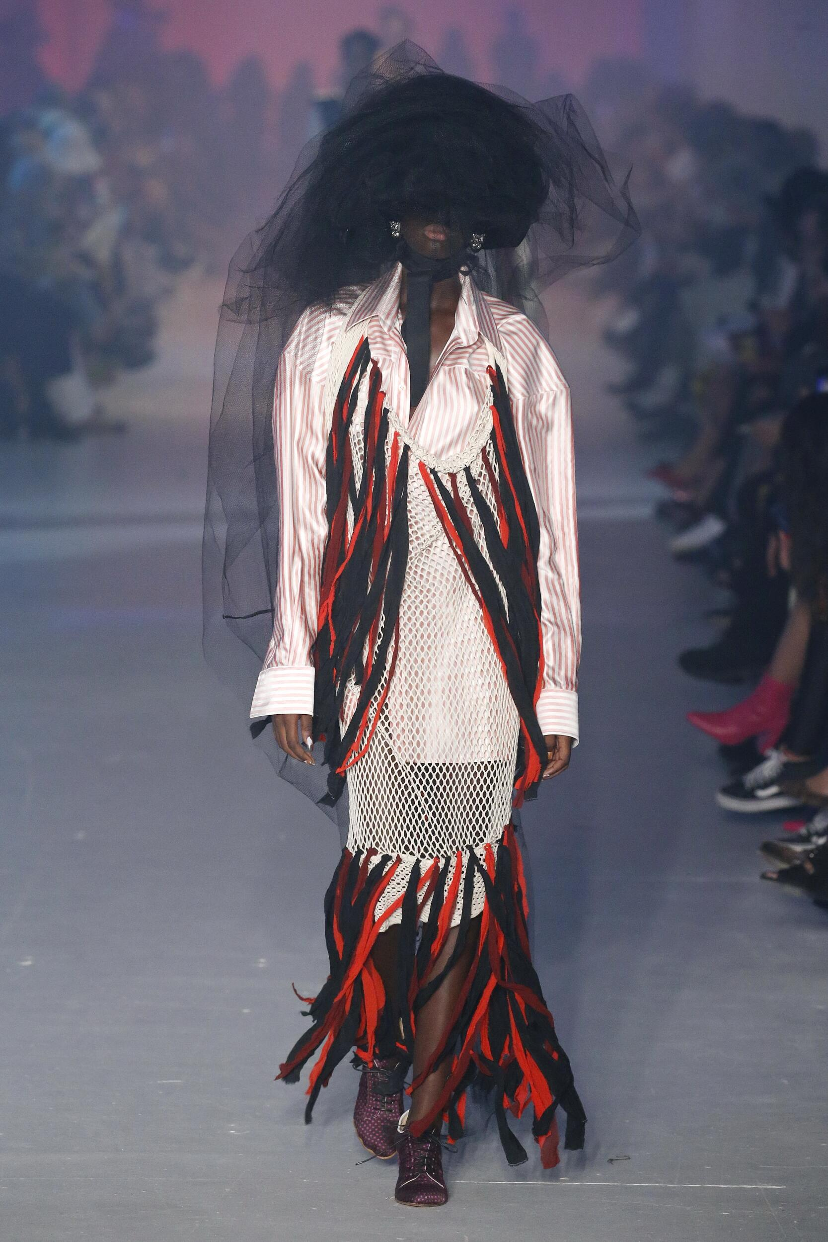 Andreas Kronthaler for Vivienne Westwood Paris Fashion Week