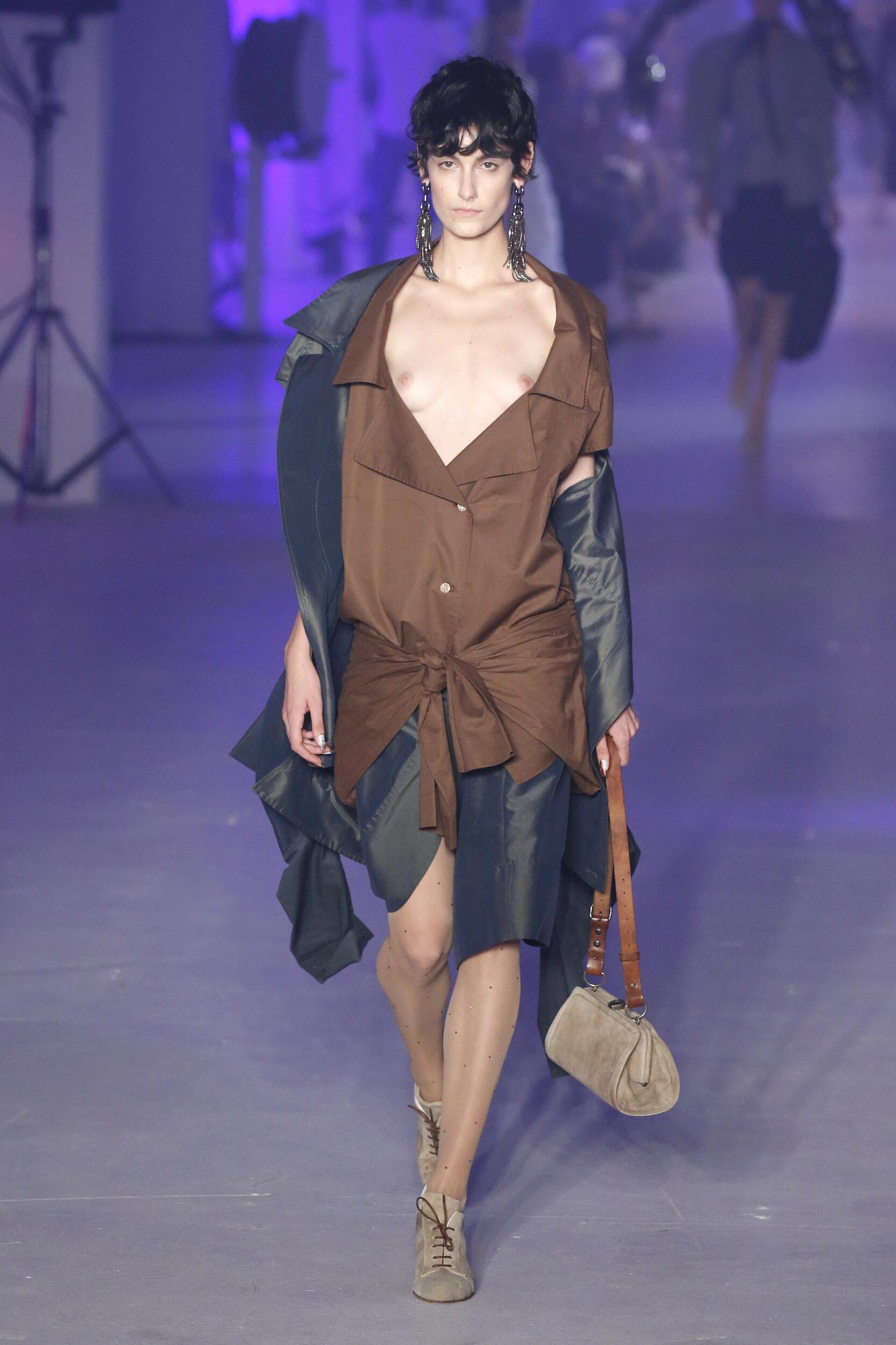 Andreas Kronthaler for Vivienne Westwood Spring Summer 2020