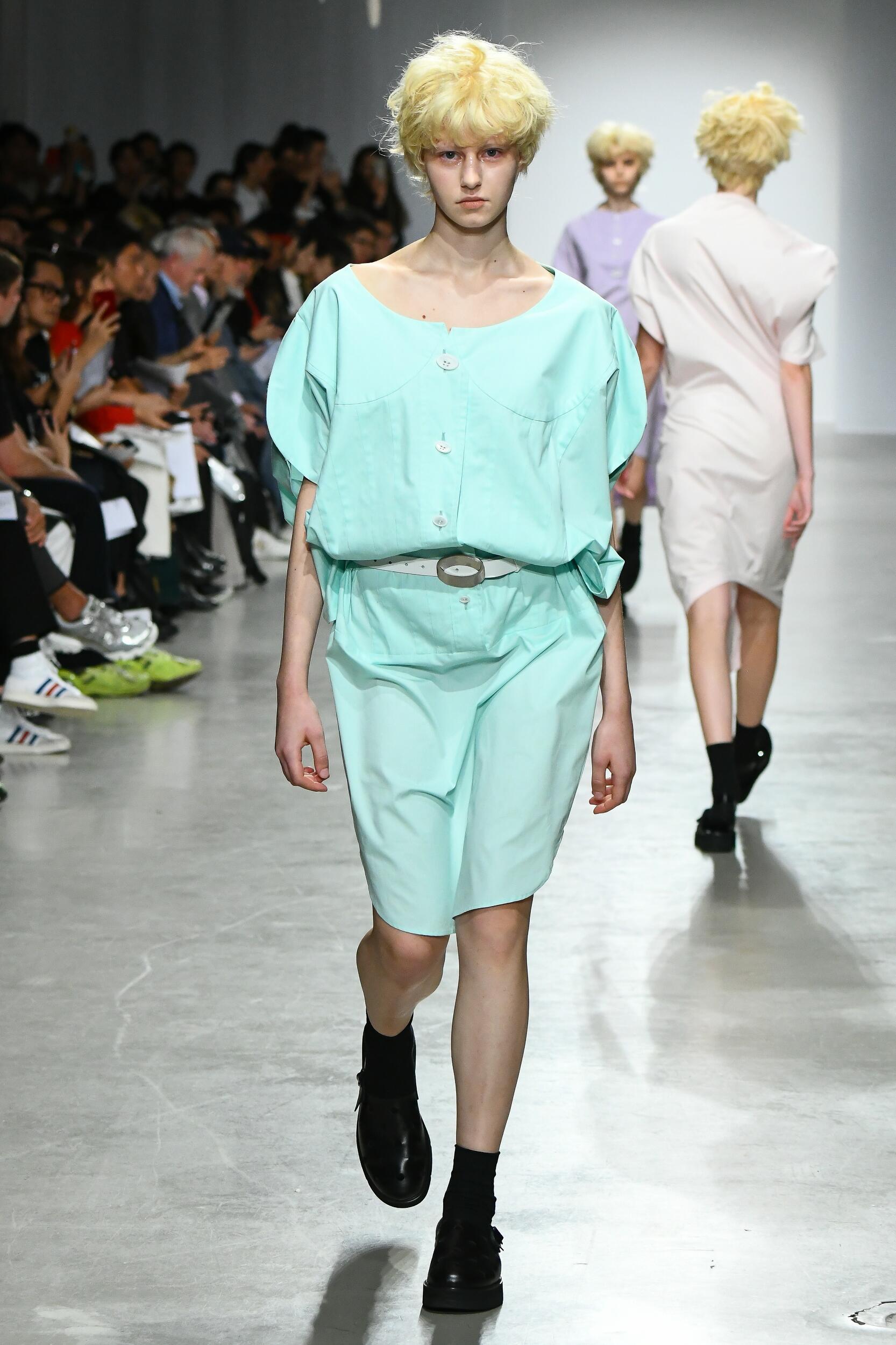 Anrealage Paris Fashion Week