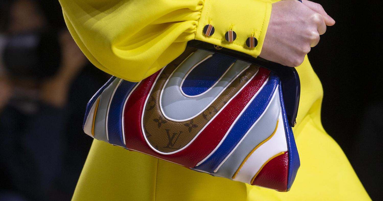 Bag Louis Vuitton Spring Summer 2020 Detail