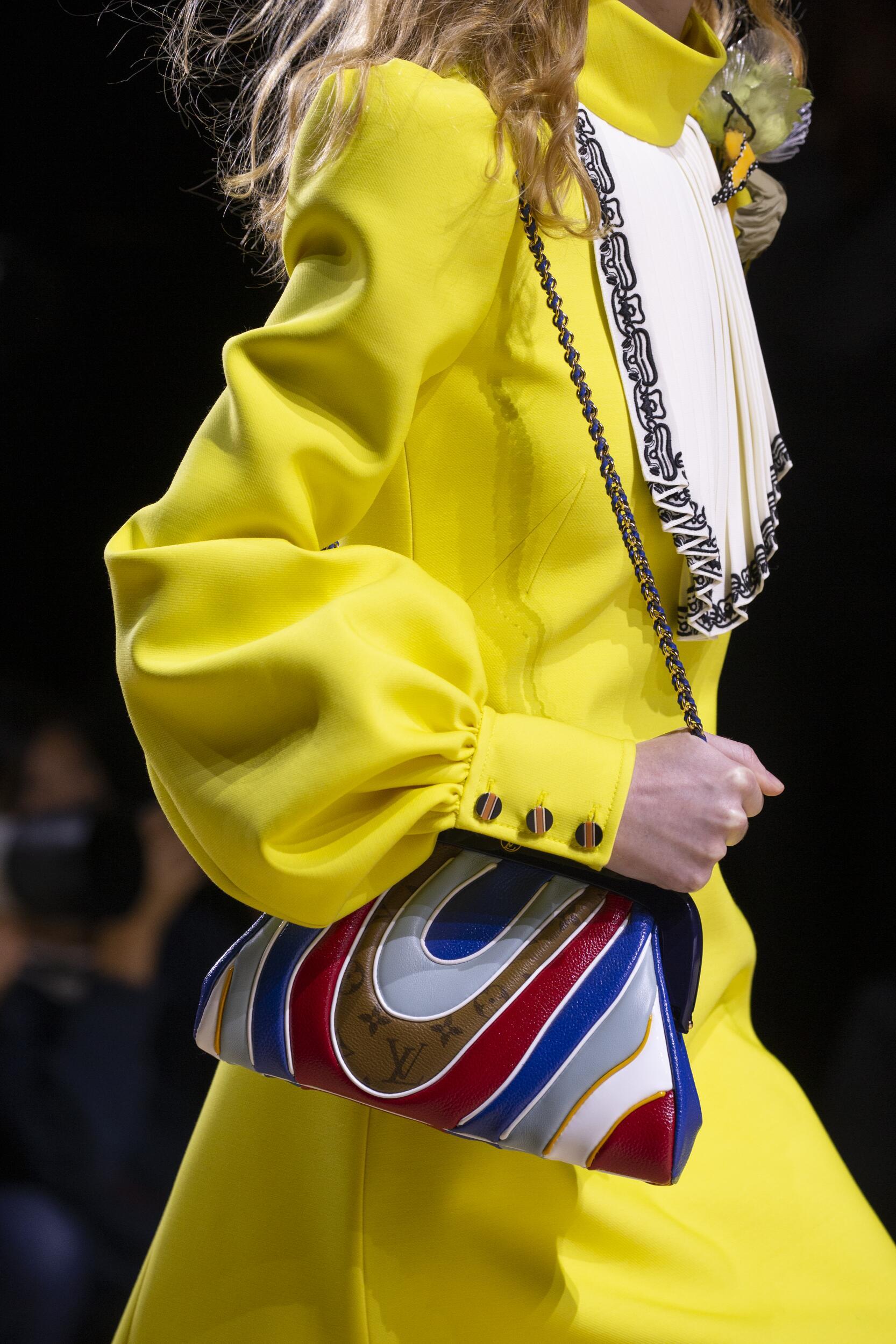 Bag Louis Vuitton Spring Summer 2020 Women's Collection Paris Fashion Week