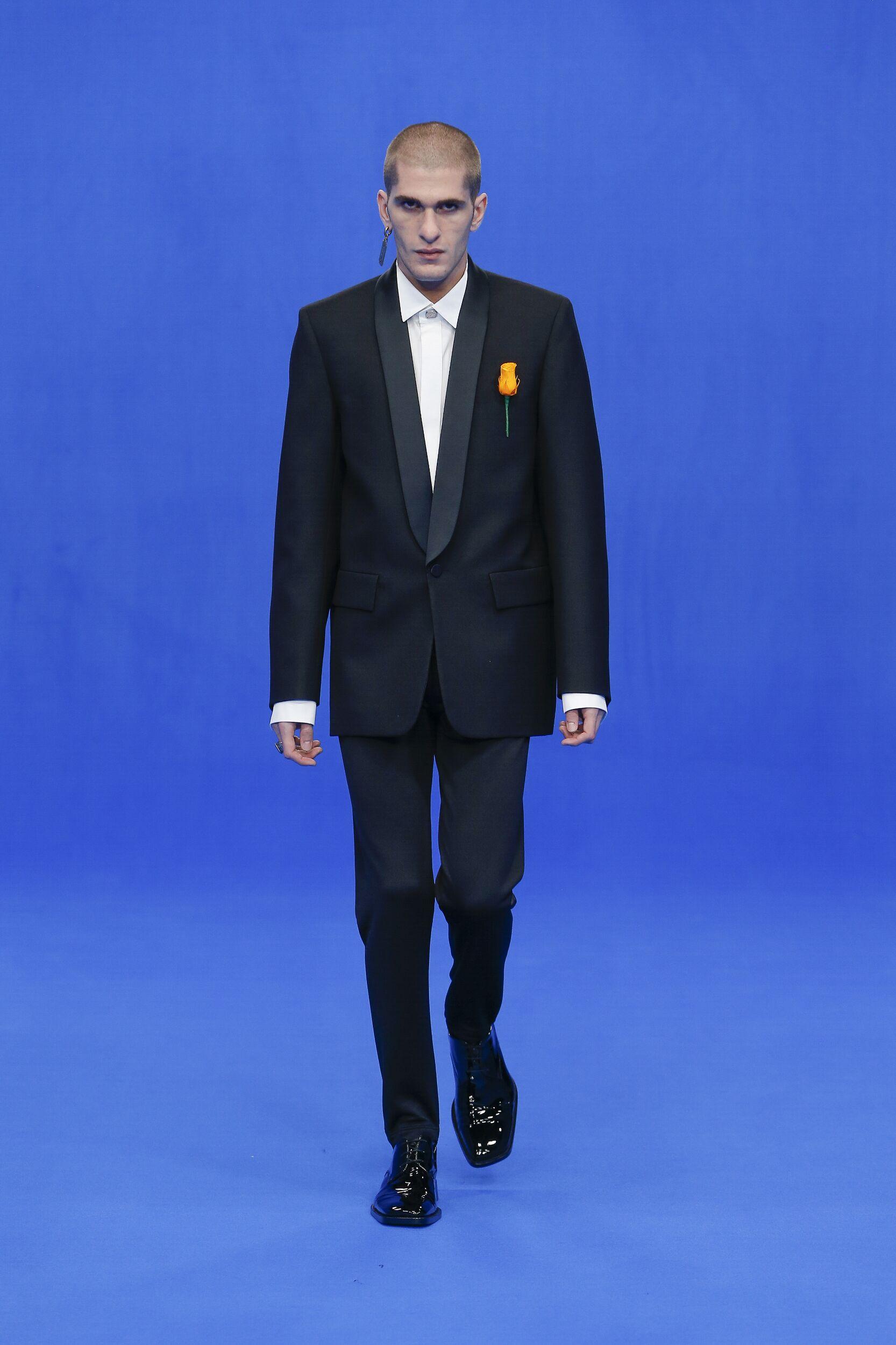Balenciaga 2020 Paris Men Trends