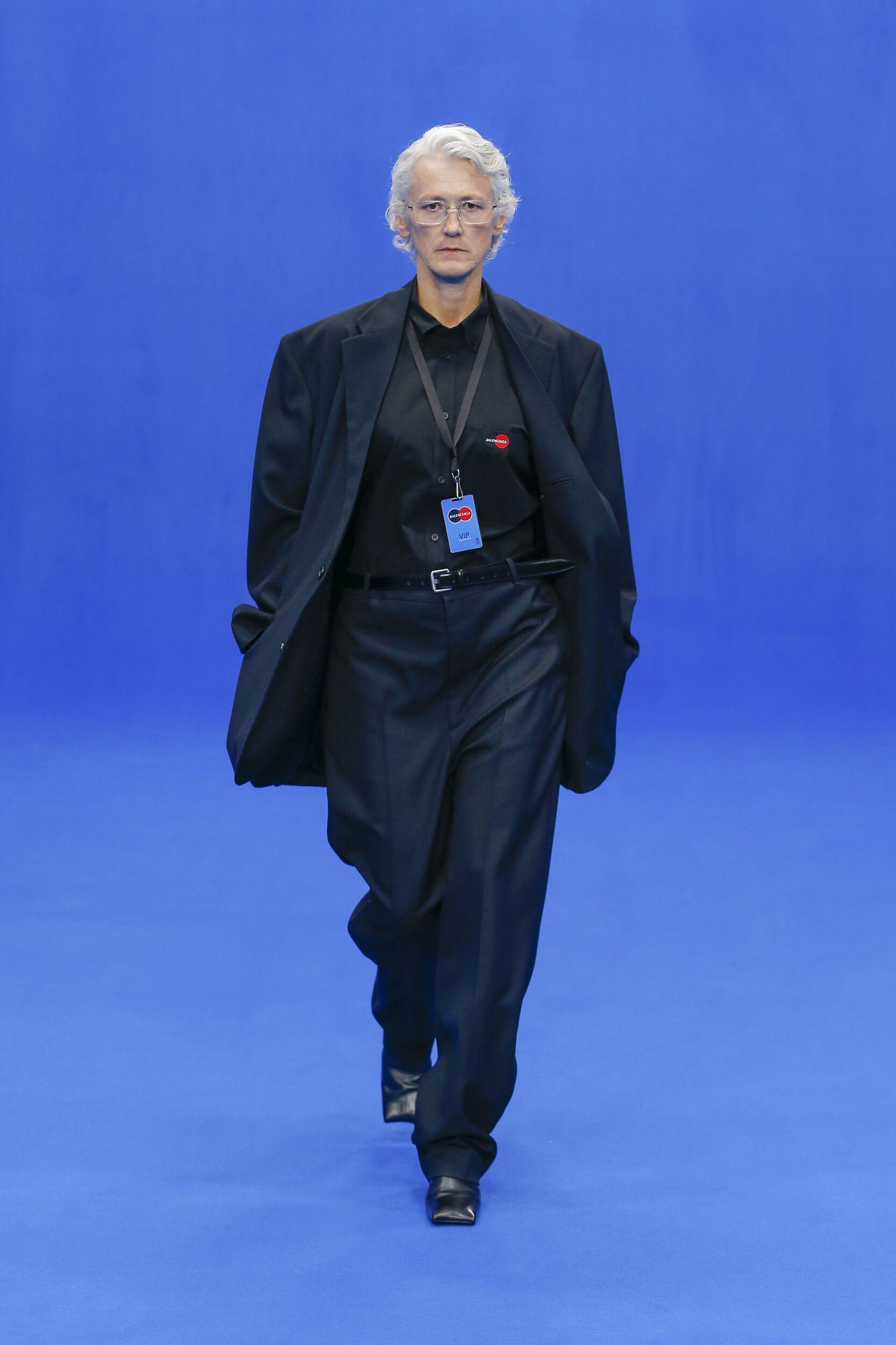 Balenciaga Fashion Show SS 2020
