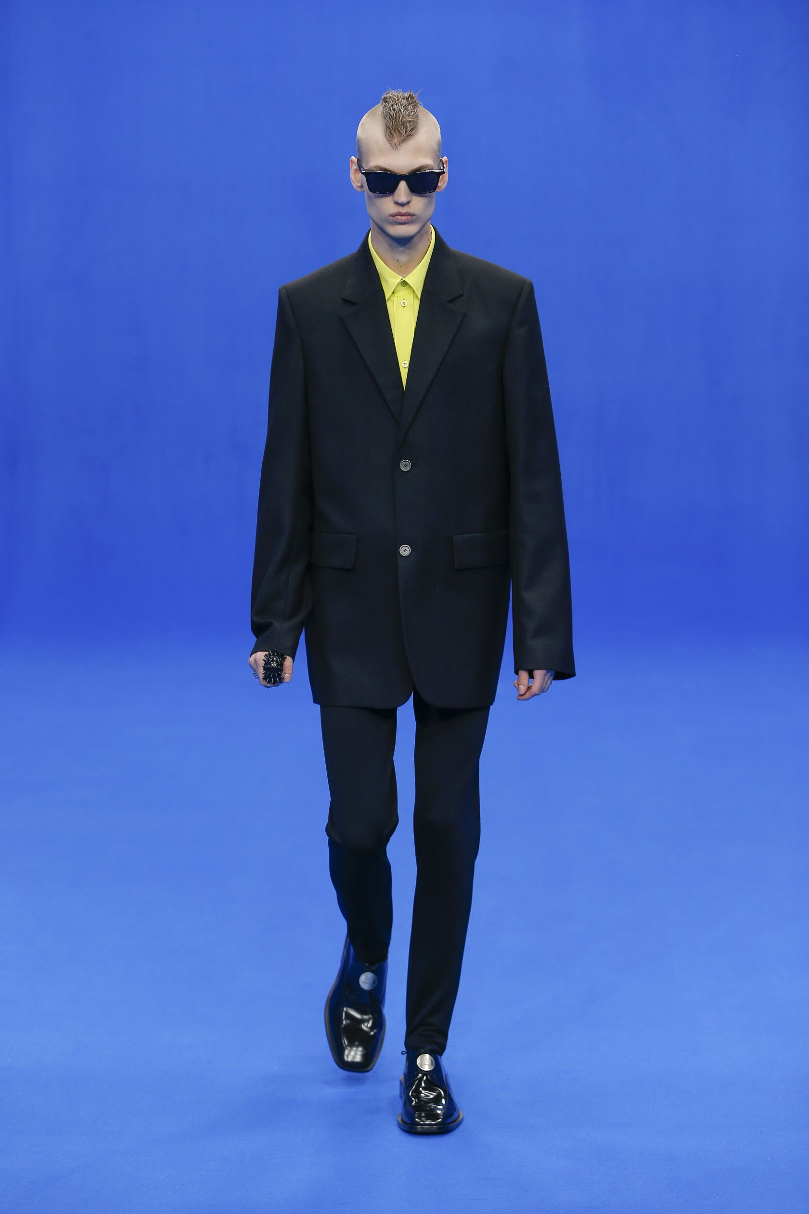 Balenciaga Man 2020 Paris Trends