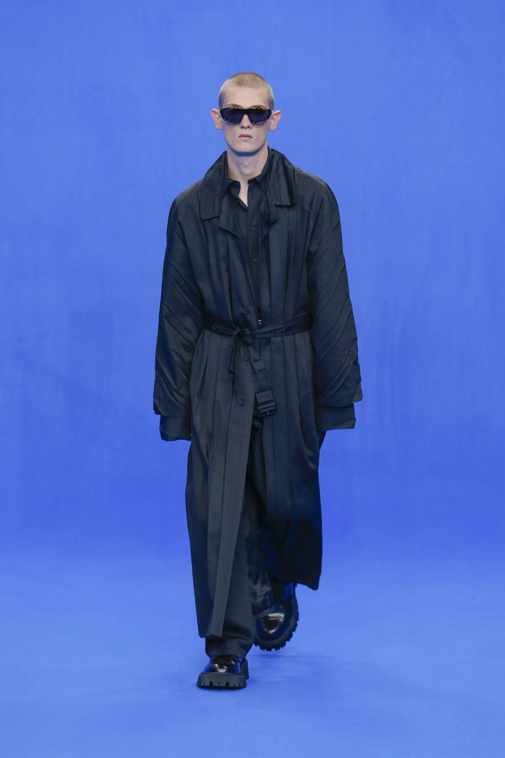 Balenciaga Man Style