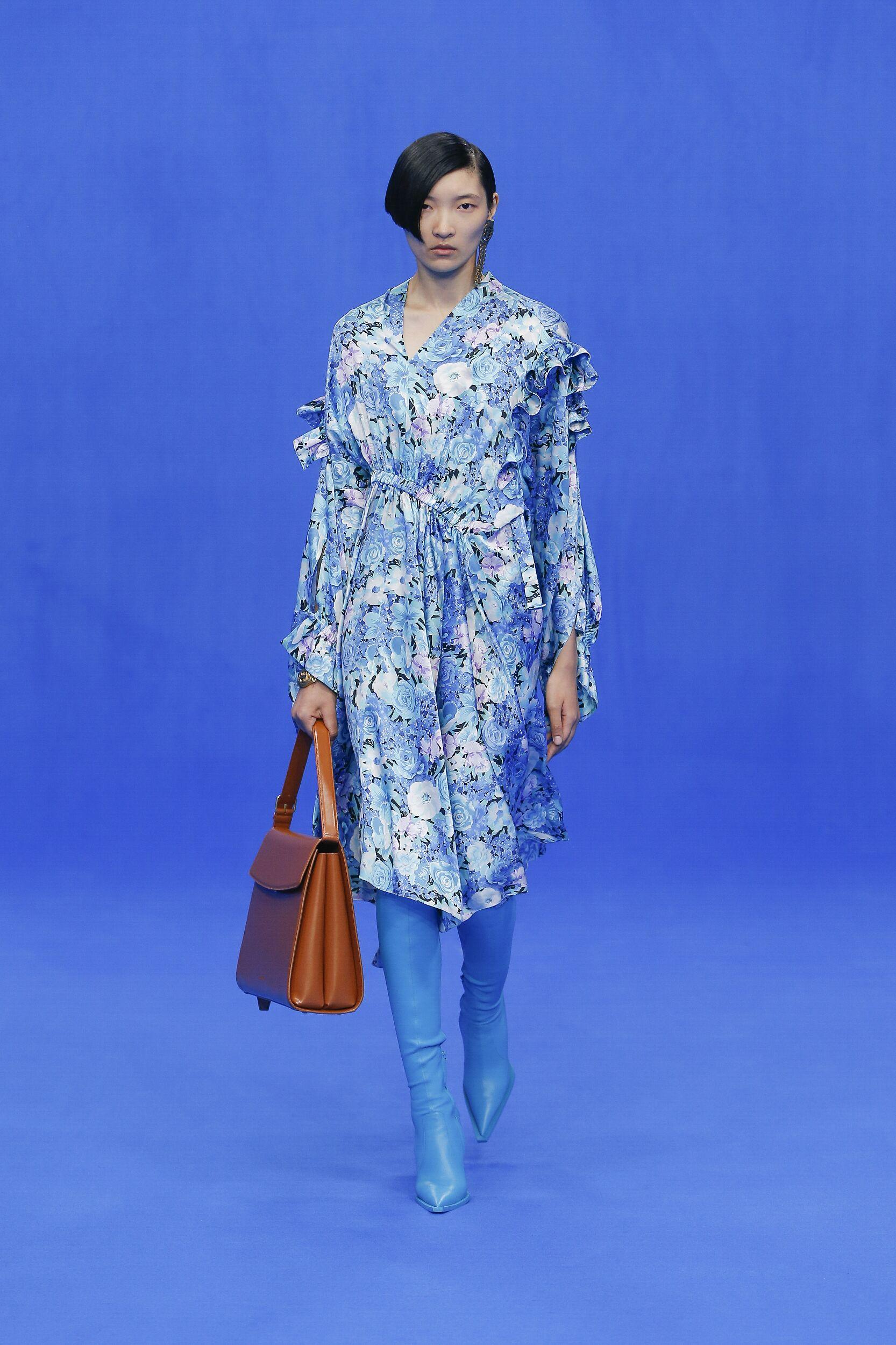 Balenciaga Paris Fashion Week