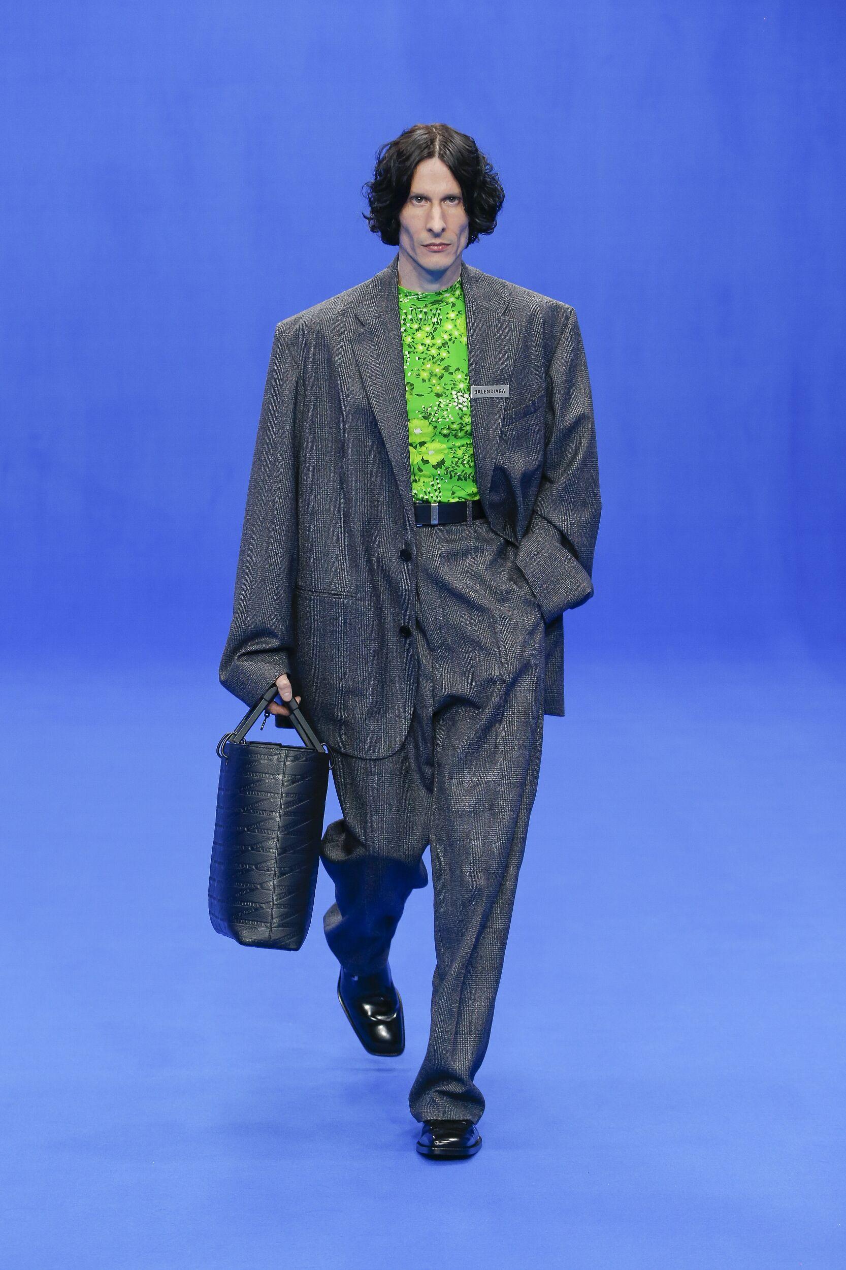 Balenciaga SS 2020 Menswear