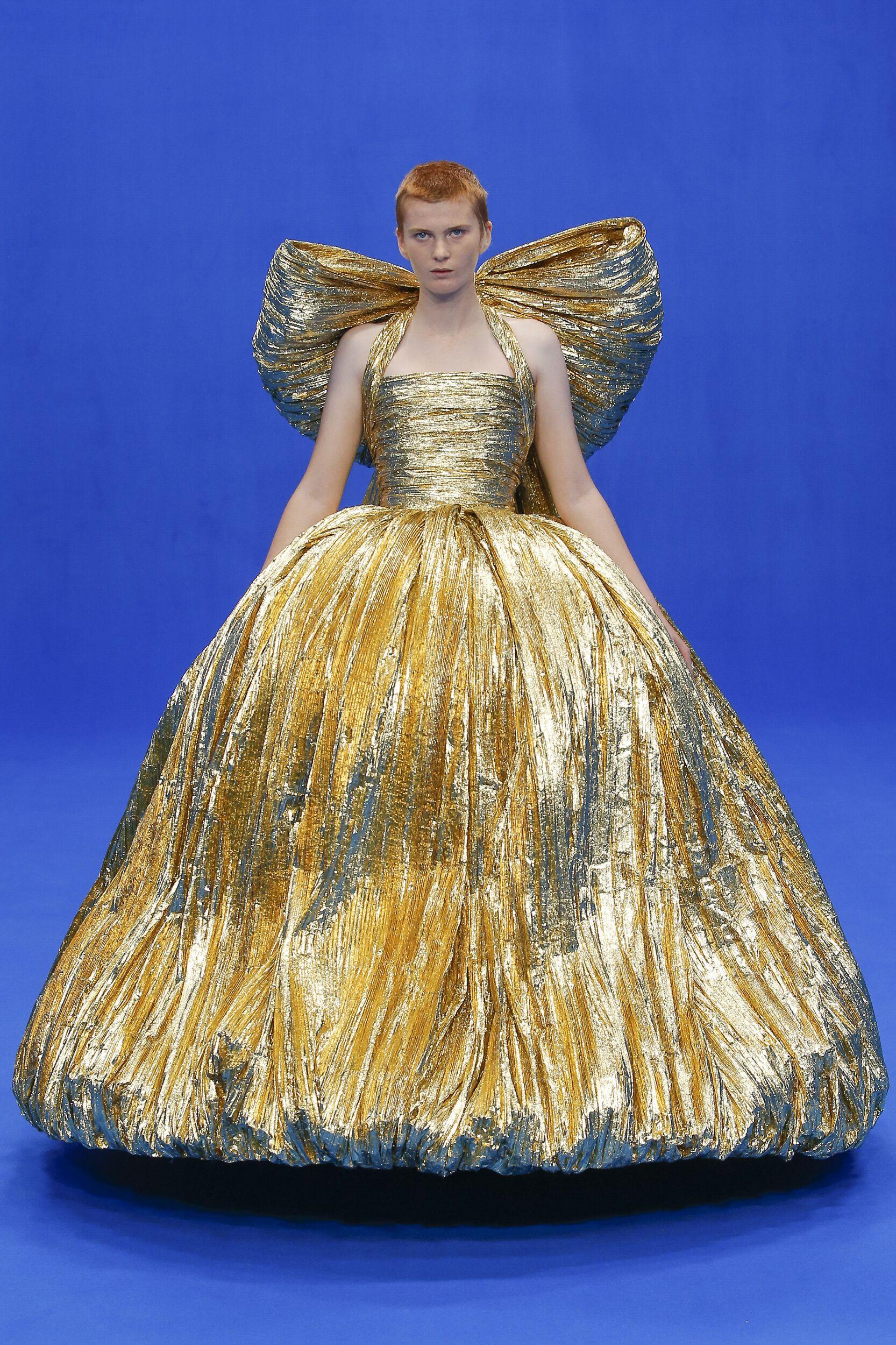 Balenciaga Womenswear Collection Trends SS
