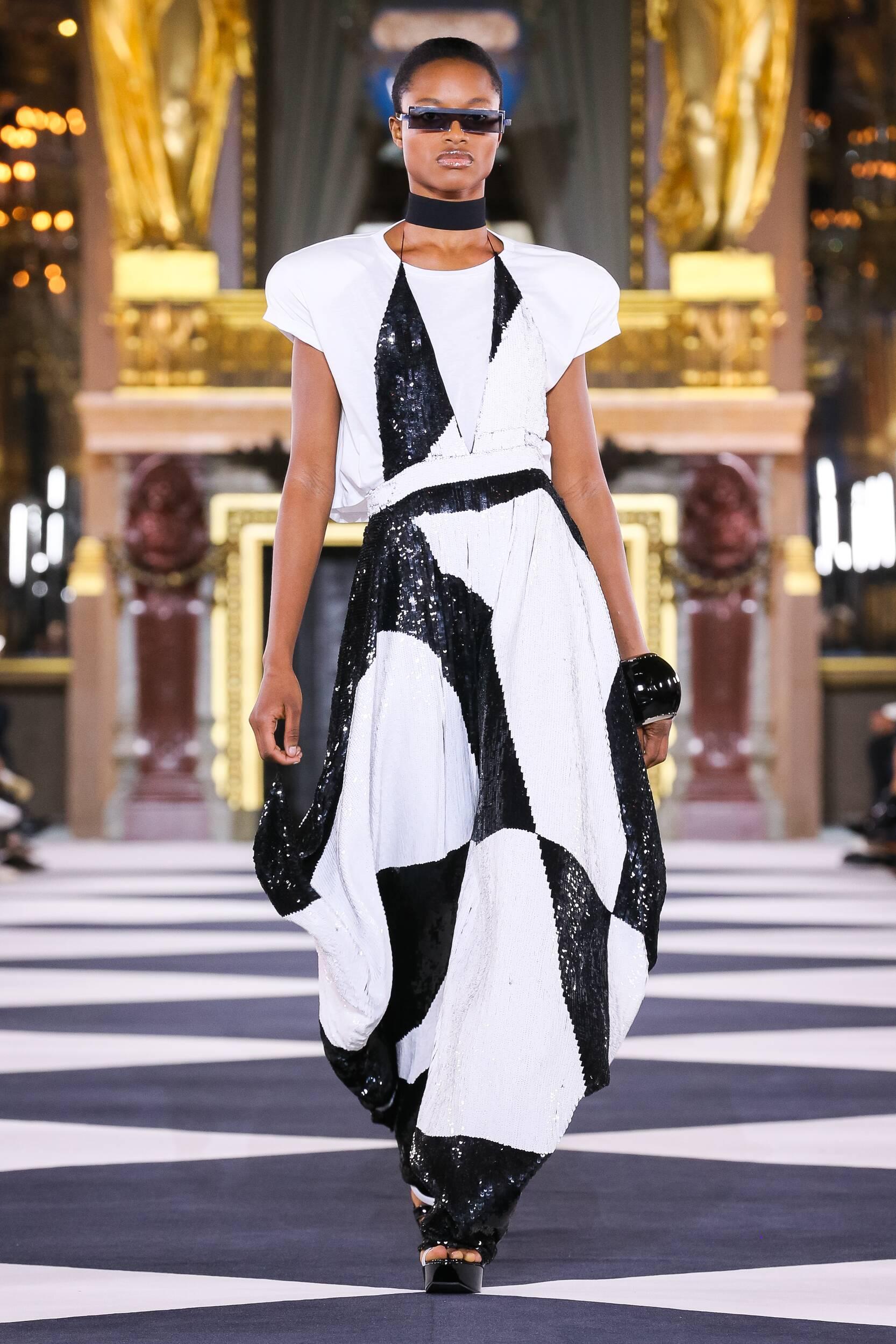 Balmain SS 2020 Womenswear